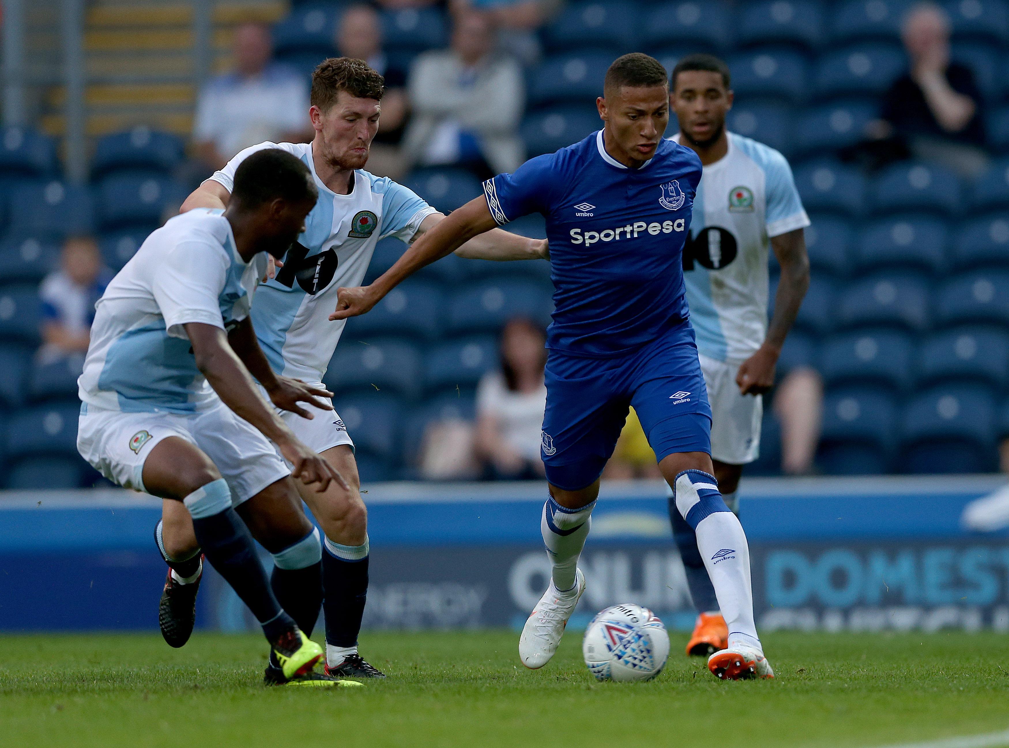 Blackburn Rovers v Everton - Pre-Season Friendly