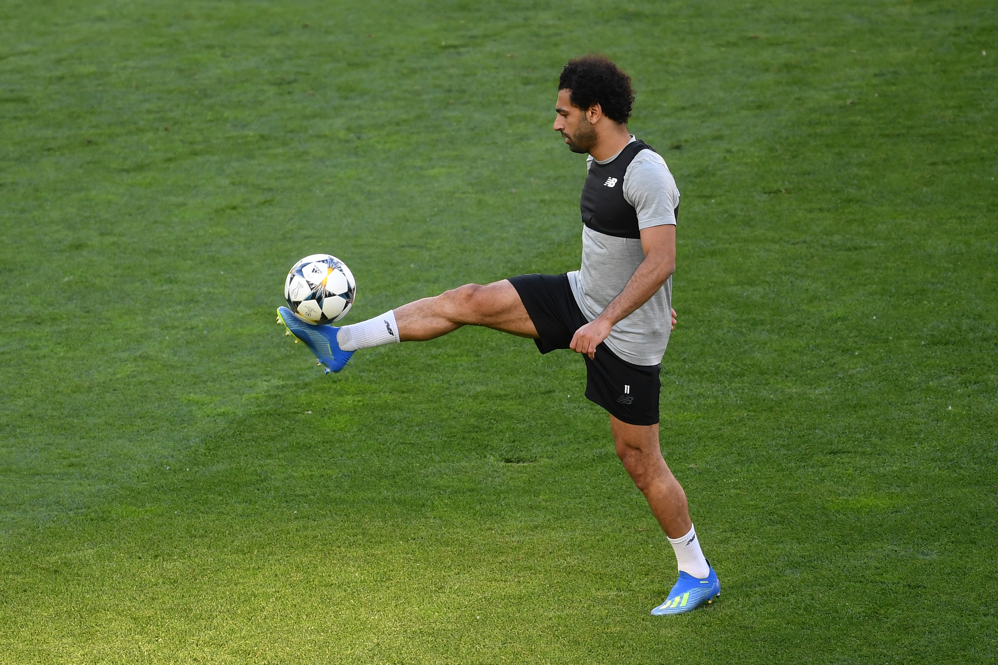 Mohamed Salah Seeks Improvement in Champions League