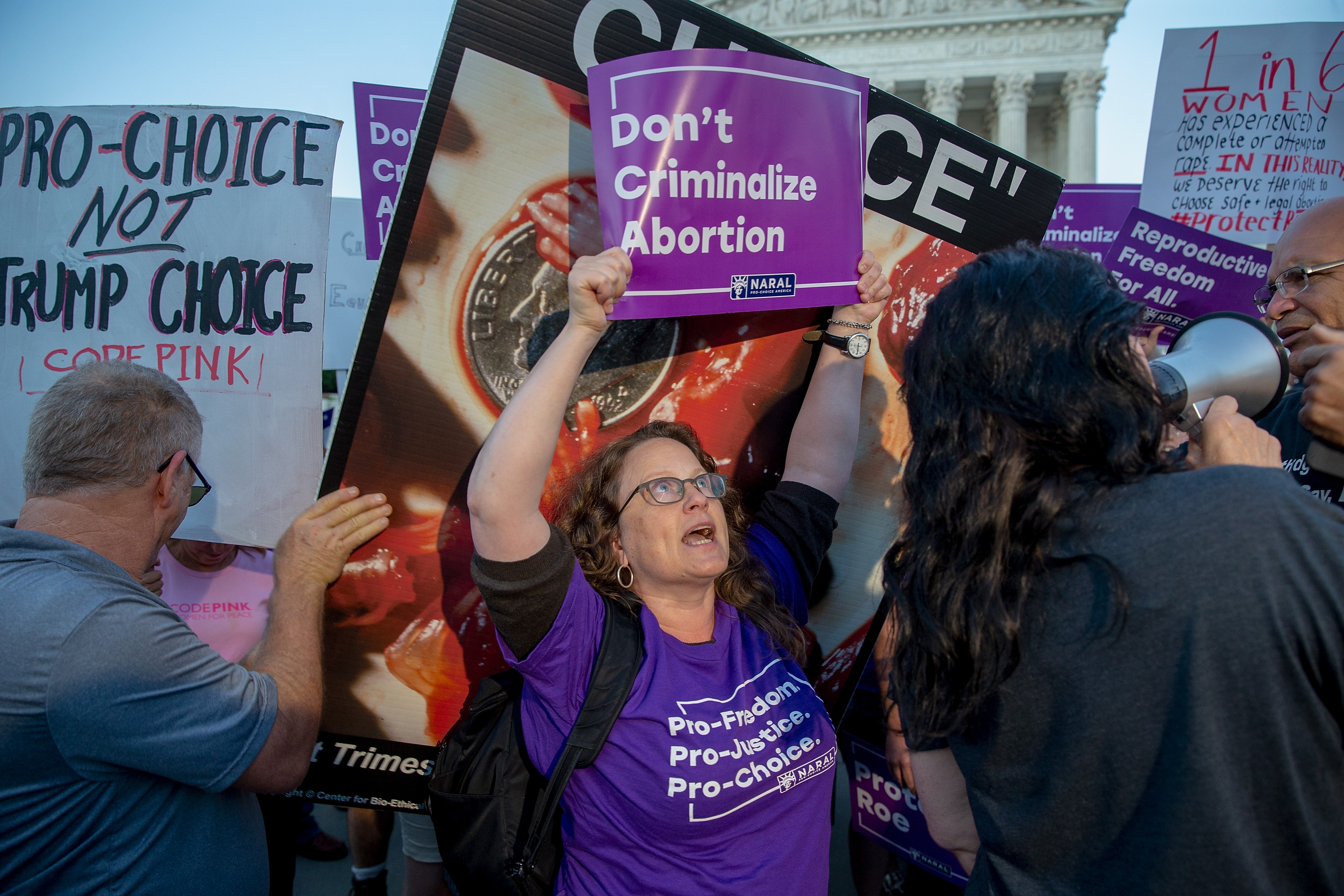 A leader in the fight to protect Roe v. Wade lays out the plan to stop Brett Kavanaugh