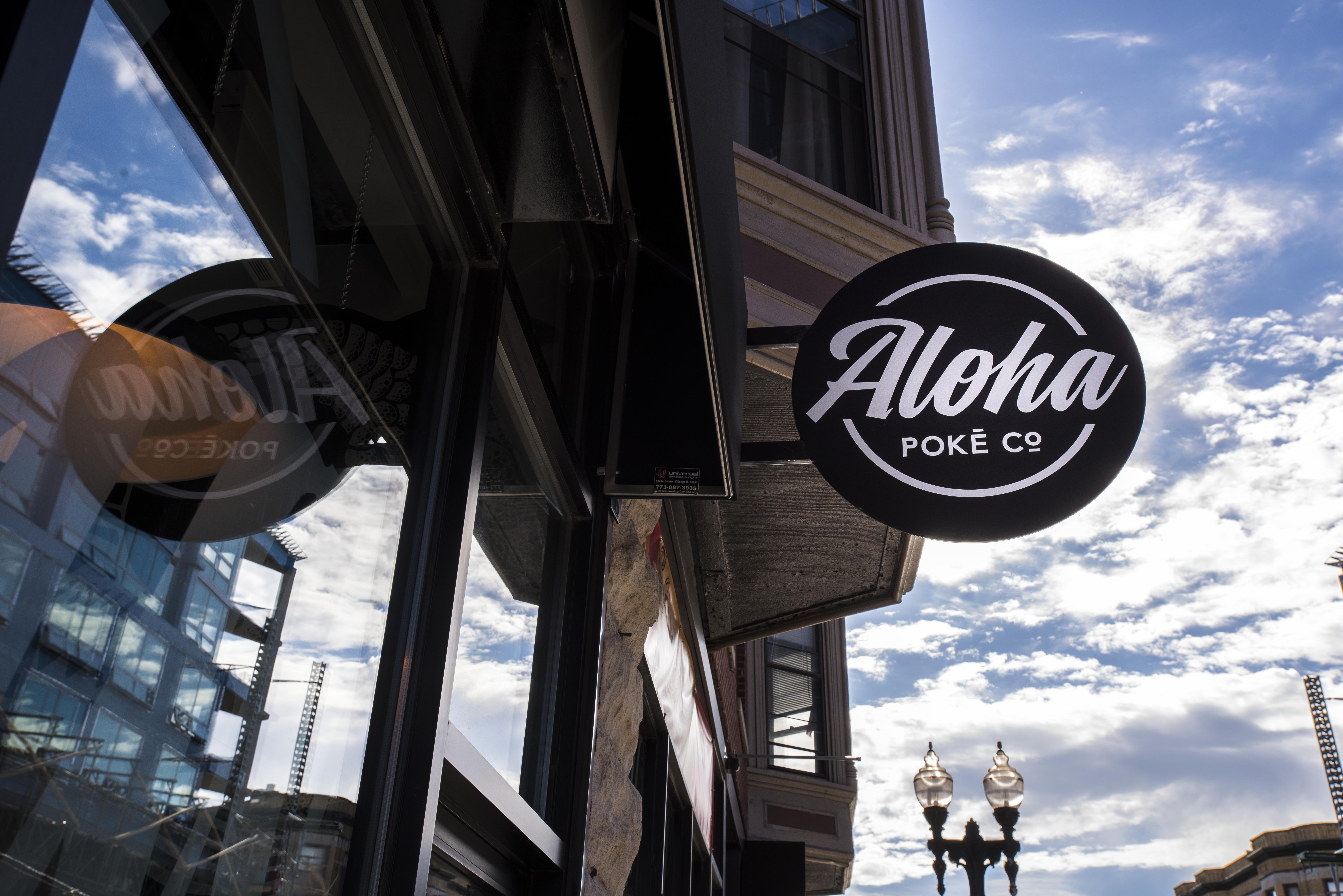 Aloha Poke Co.