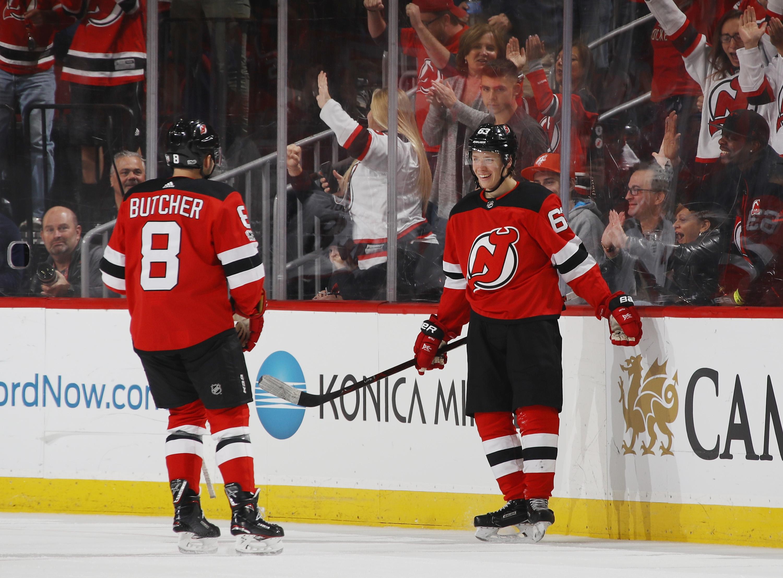 Arizona Coyotes v New Jersey Devils