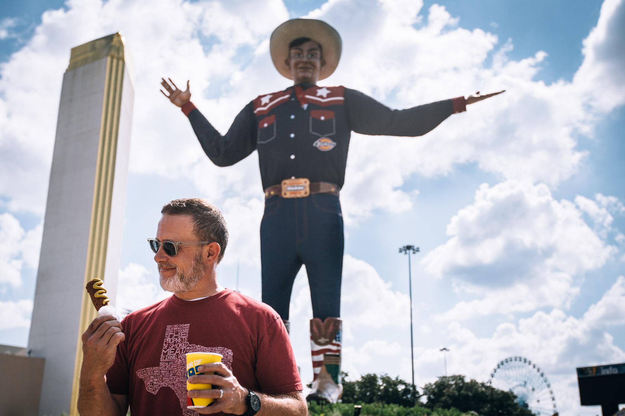 Brian Luscher State Fair