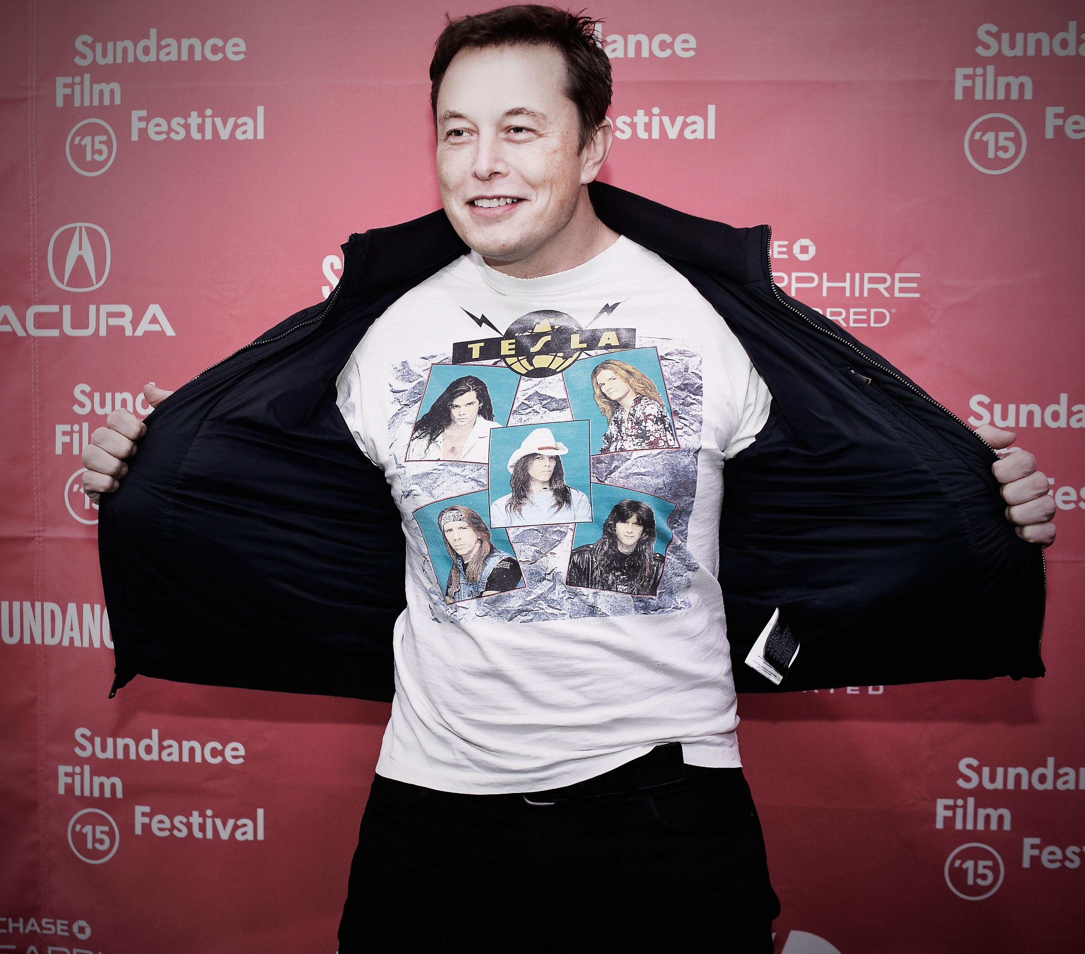 Elon Musk at SXSW