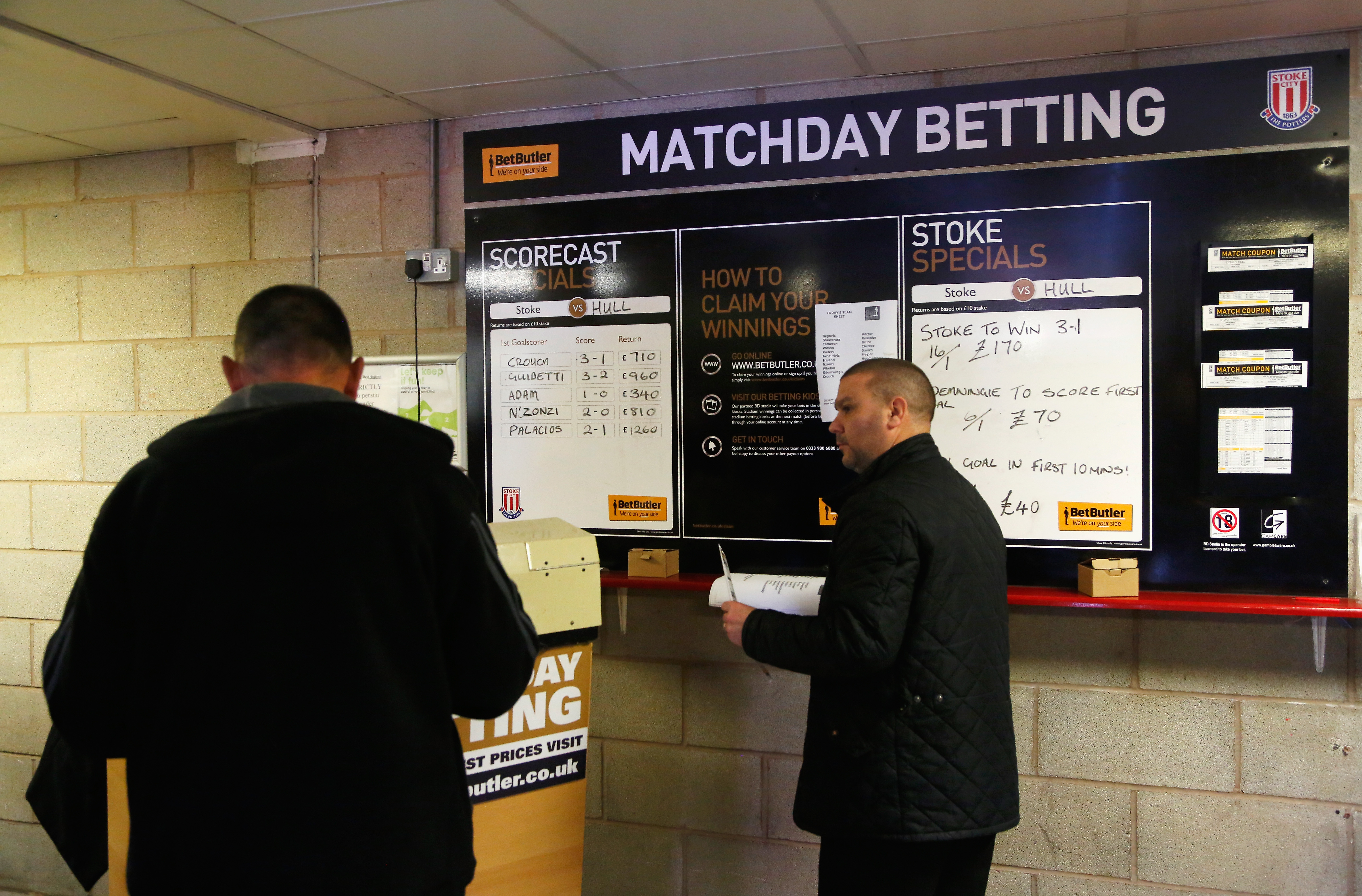 Stoke City v Hull City - Premier League