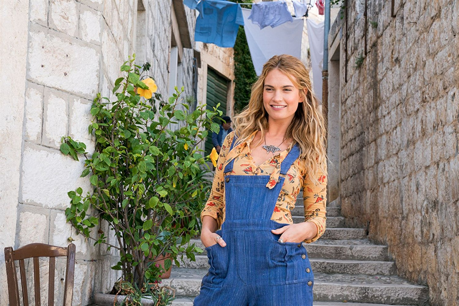The 'Mamma Mia!' Costume Designer Explains How to Dress Like Young Donna