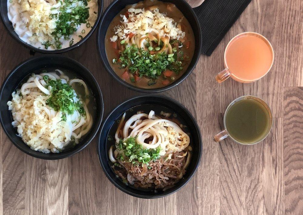 Love Art Udon bowls