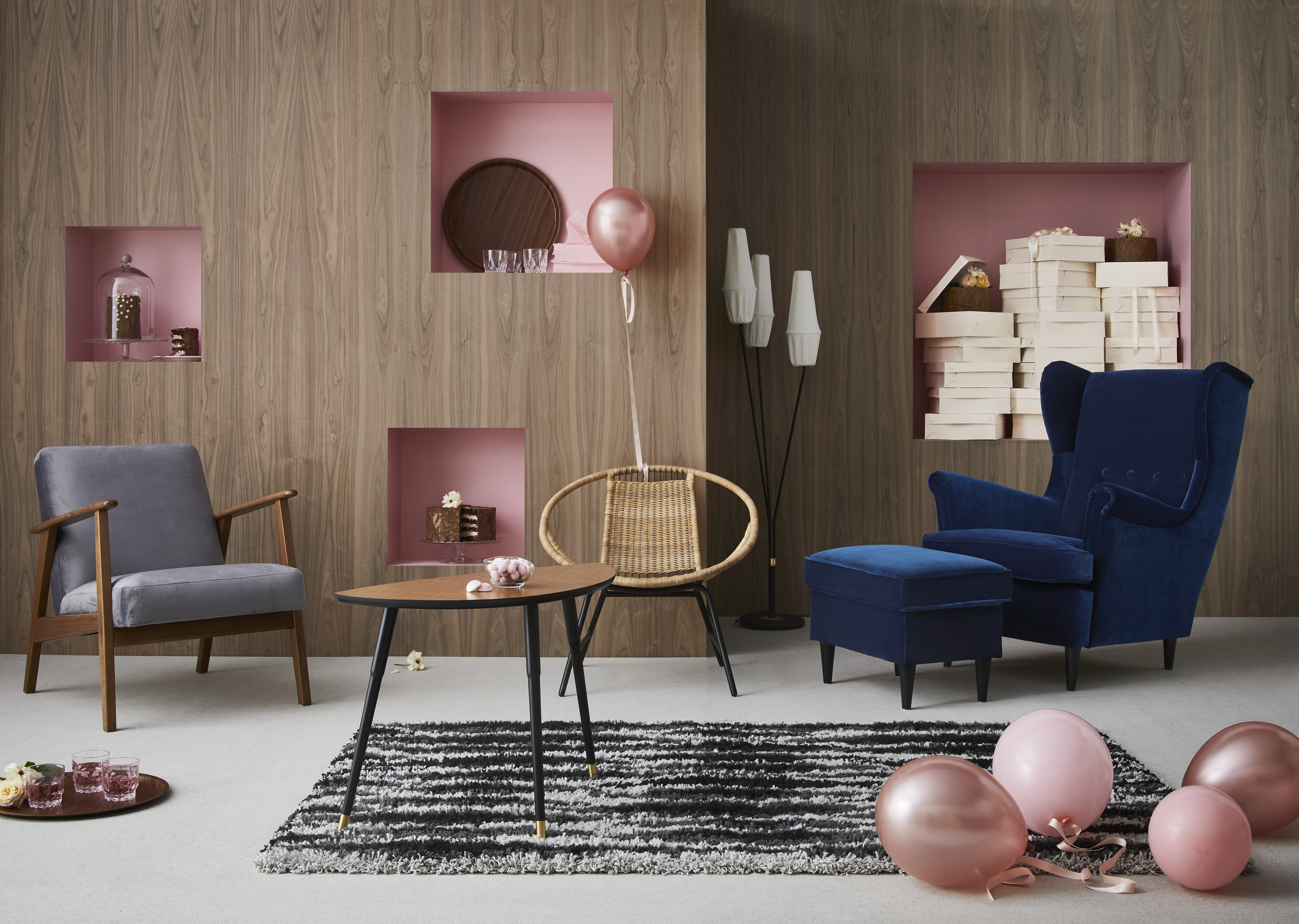 Ikea releasing vintage styles this fall
