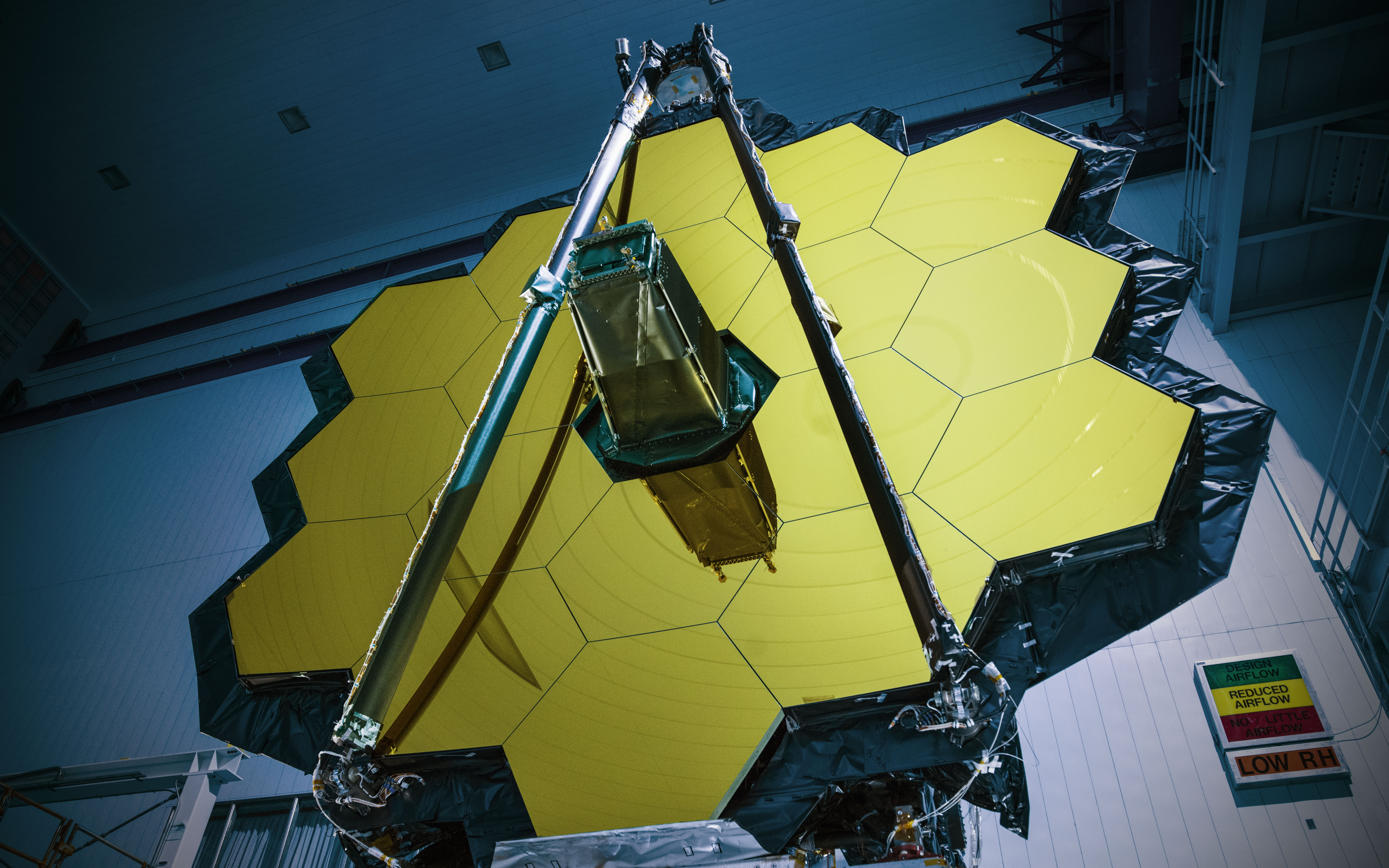 Why NASA is struggling to get its most powerful space telescope off