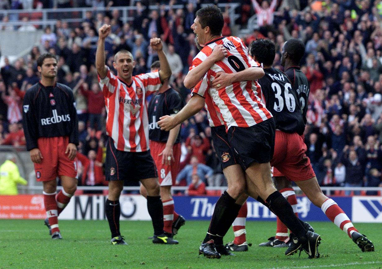 Sunderland v Charlton x