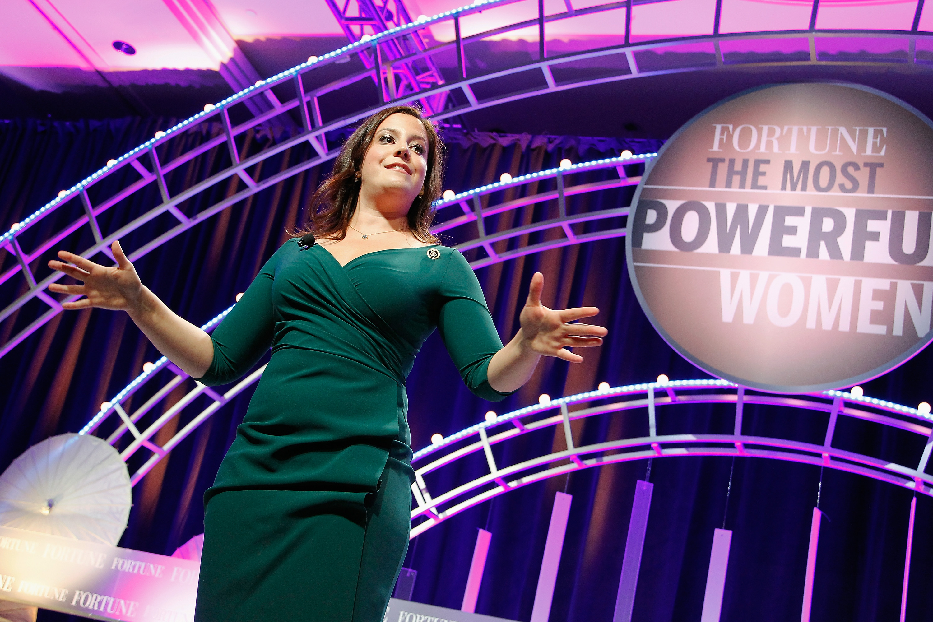 Fortune's Most Powerful Women Summit - Day 1