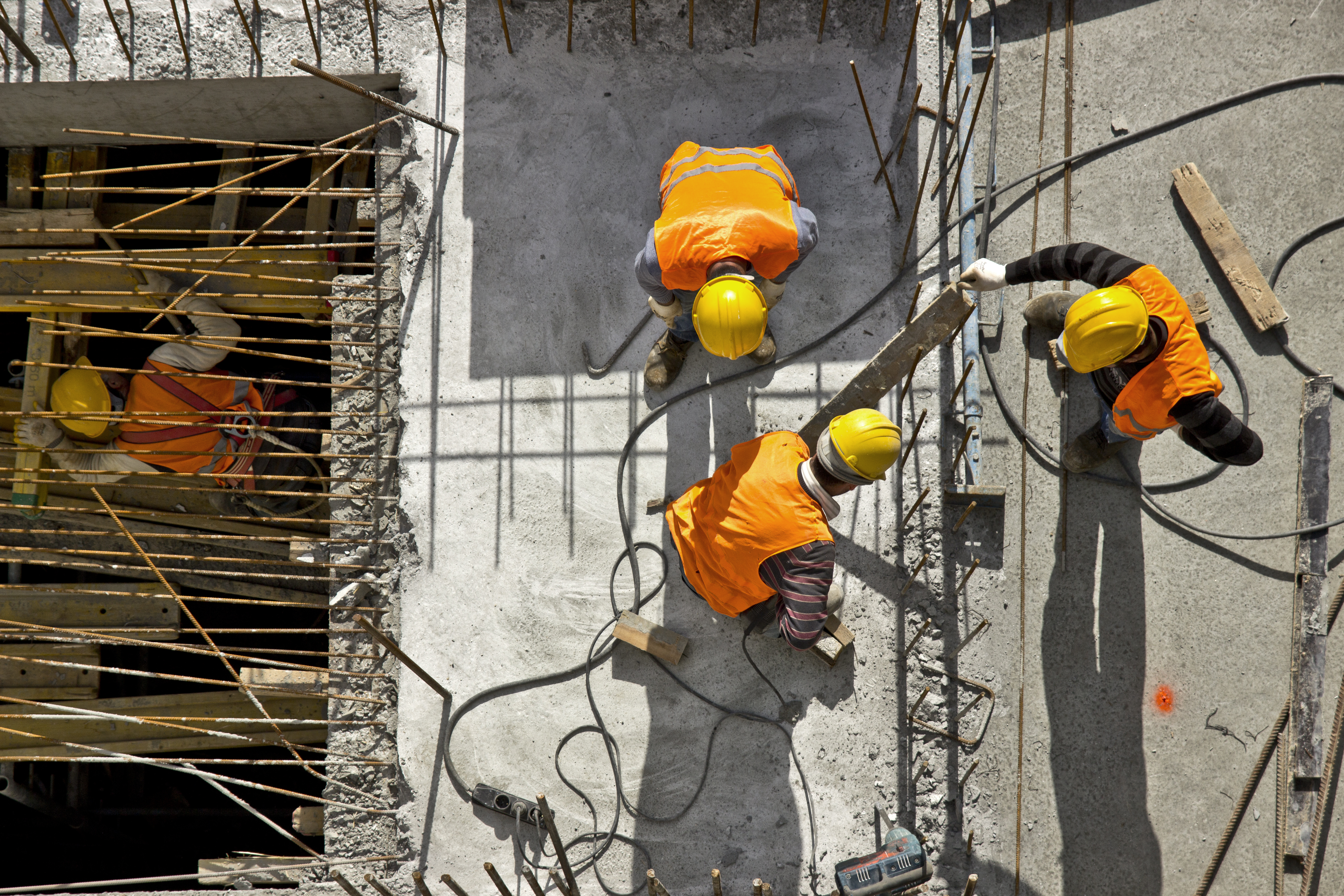Traditionally low-tech construction industry attracts $1.3 billion in venture capital