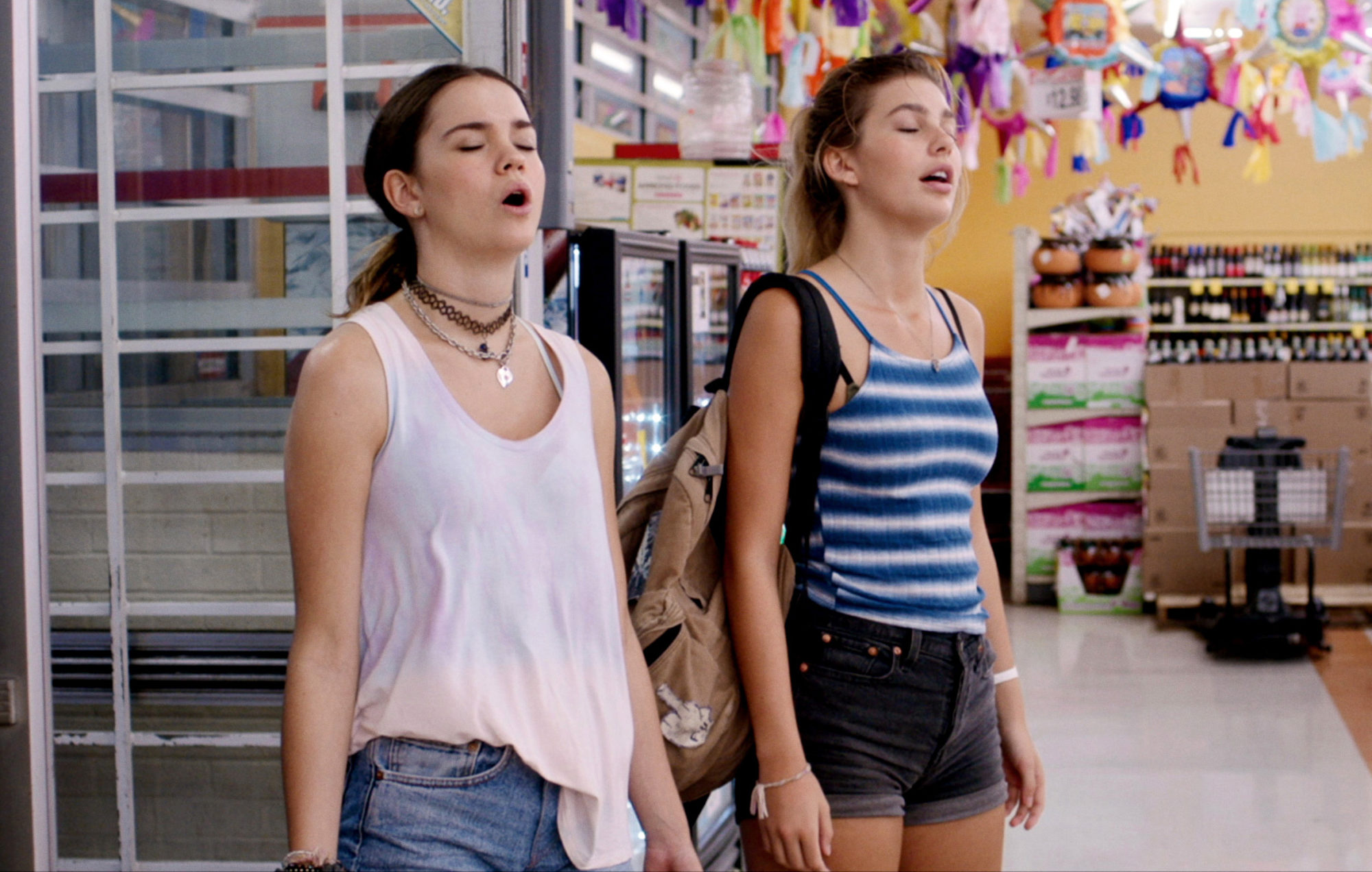 Never Goin' Back is one of the raunchiest, most satisfying comedies in years