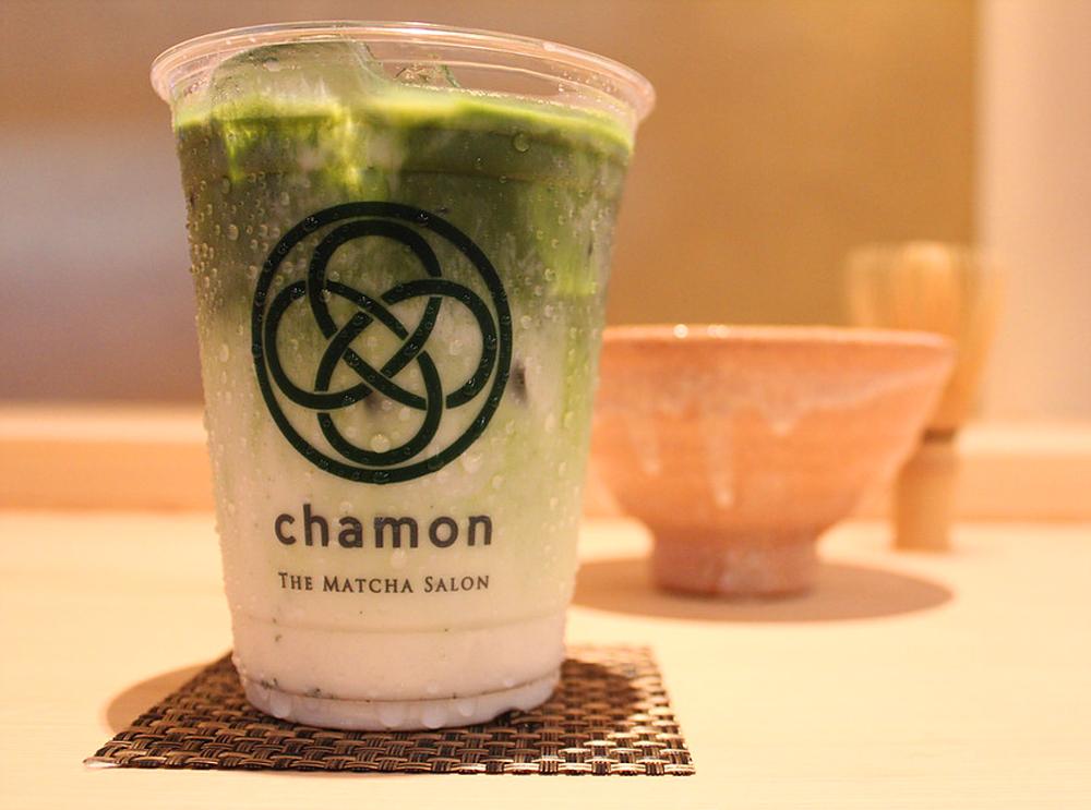 Chamon Matcha Salon