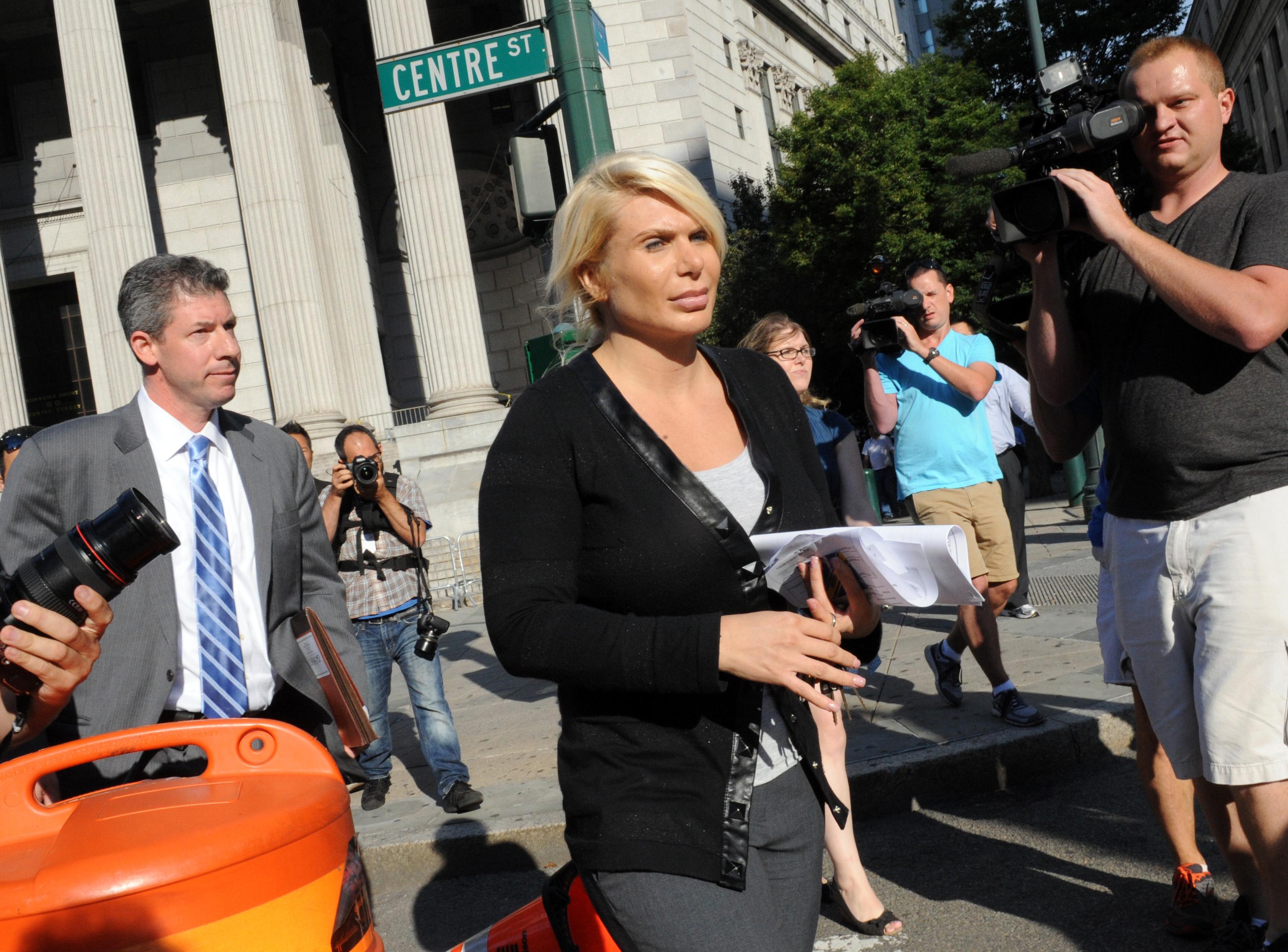 "The former ""Manhattan Madam"" has met with Robert Mueller's team"