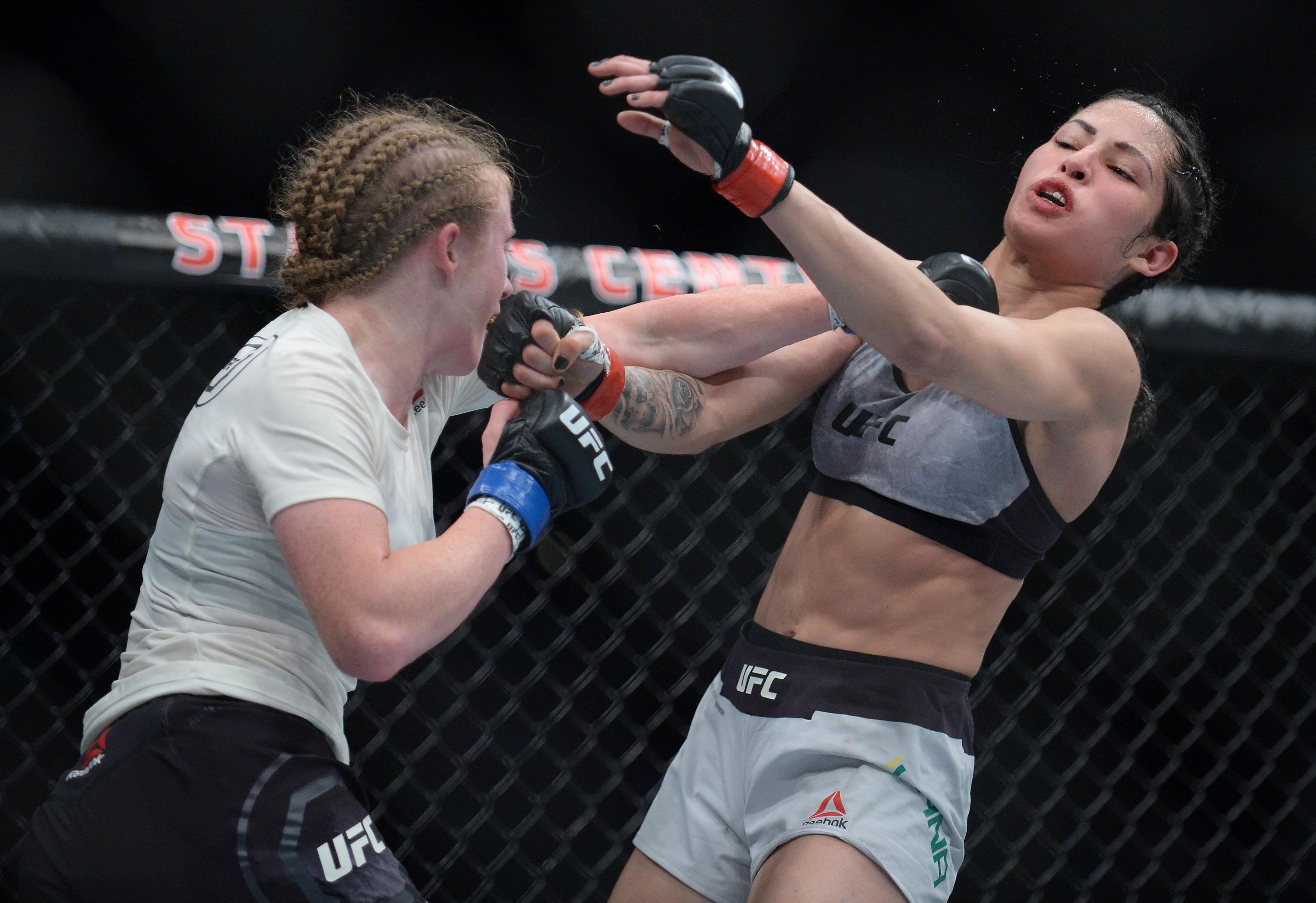MMA: UFC 227-Viana vs Aldrich