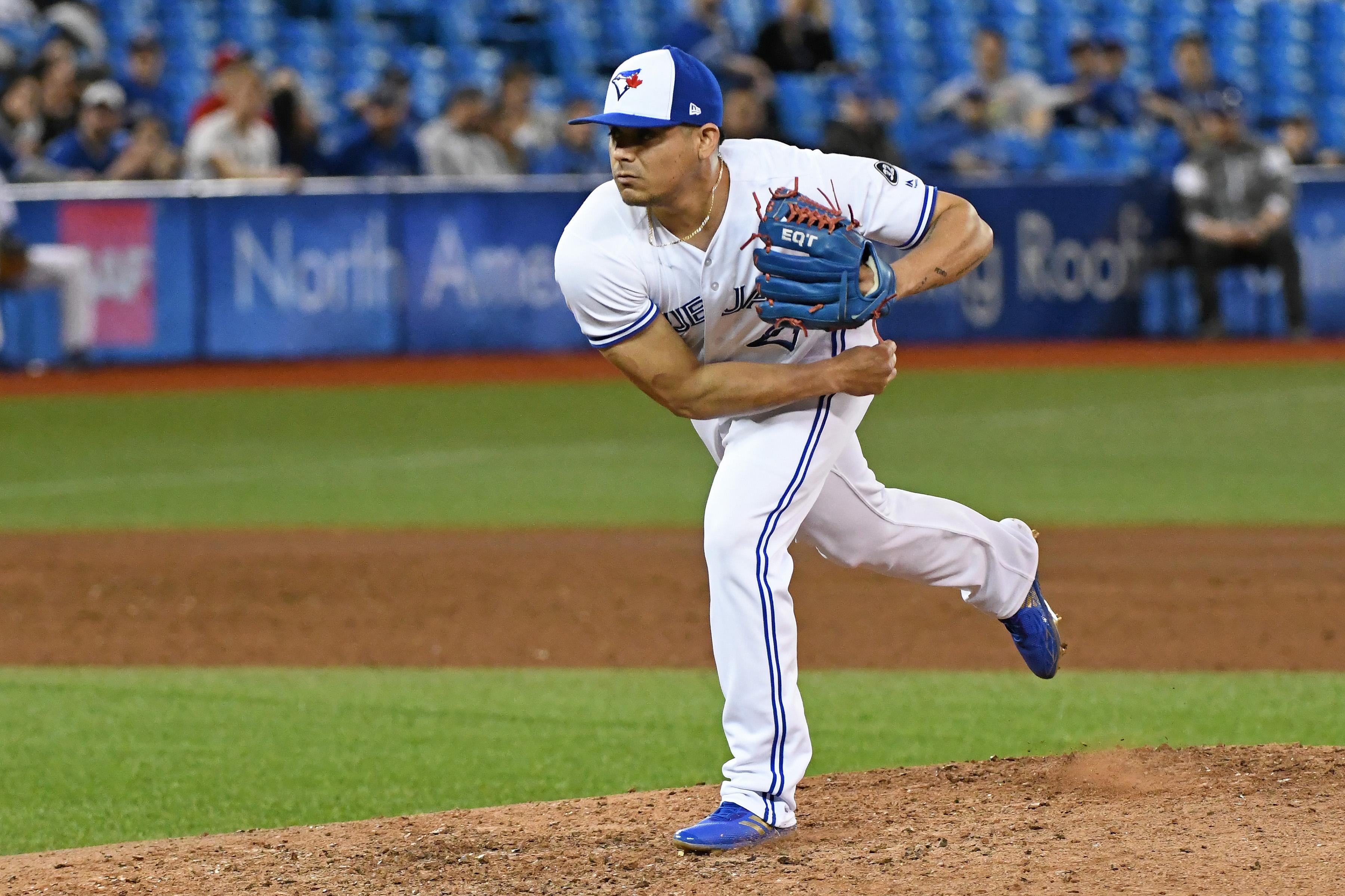 MLB: Game Two-Kansas City Royals at Toronto Blue Jays