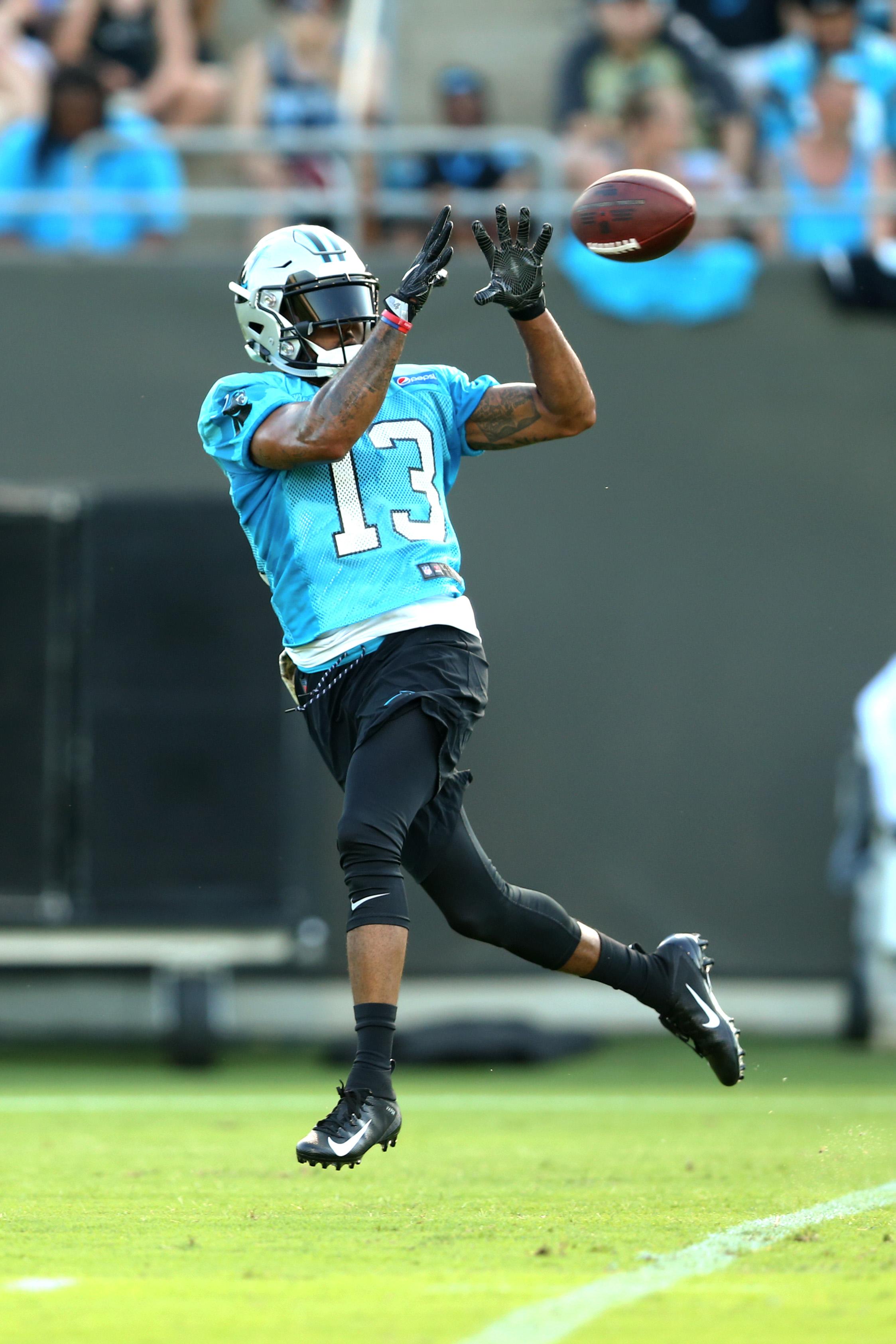 NFL: Carolina Panthers-Training Camp