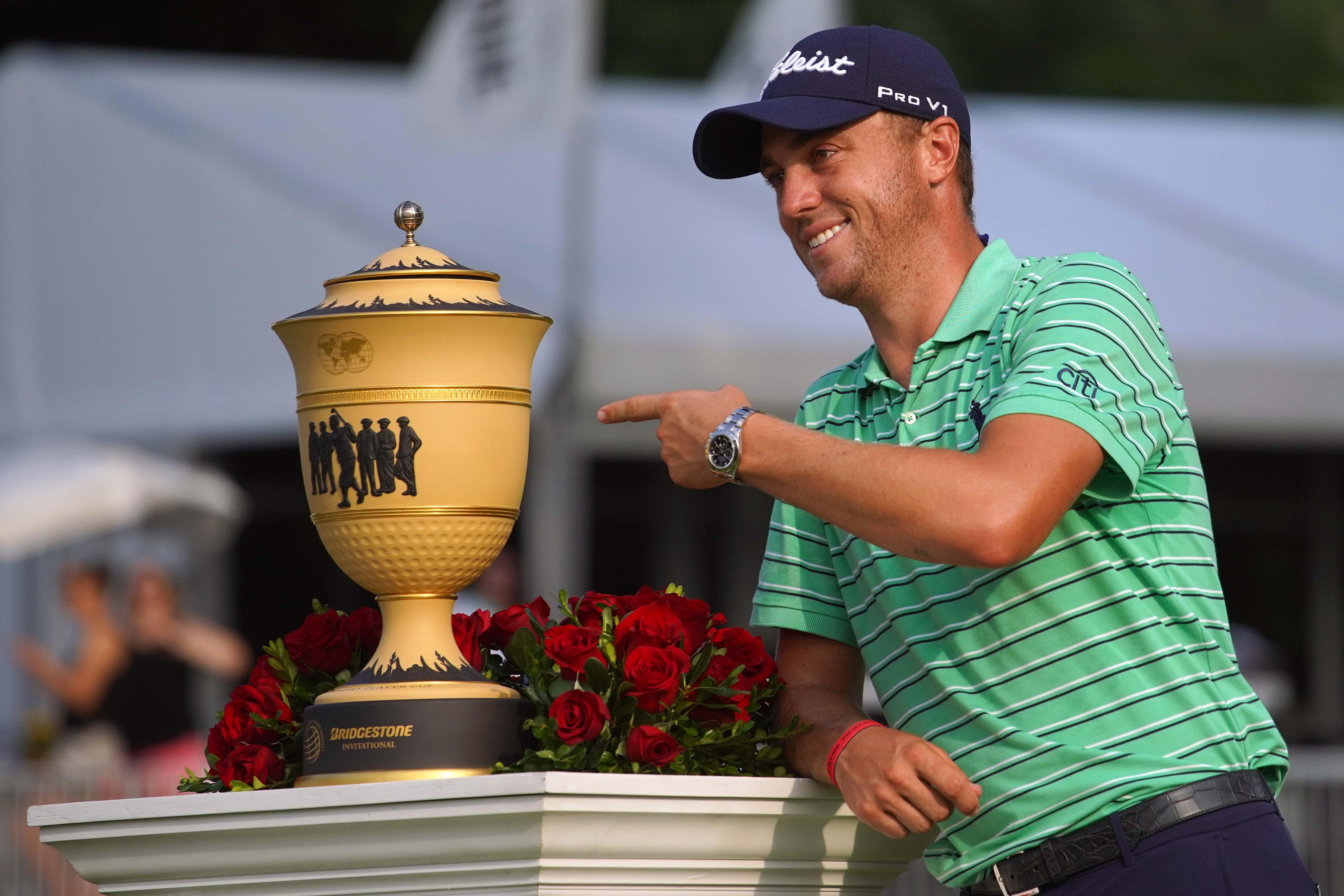 PGA: WGC - Bridgestone Invitational - Final Round