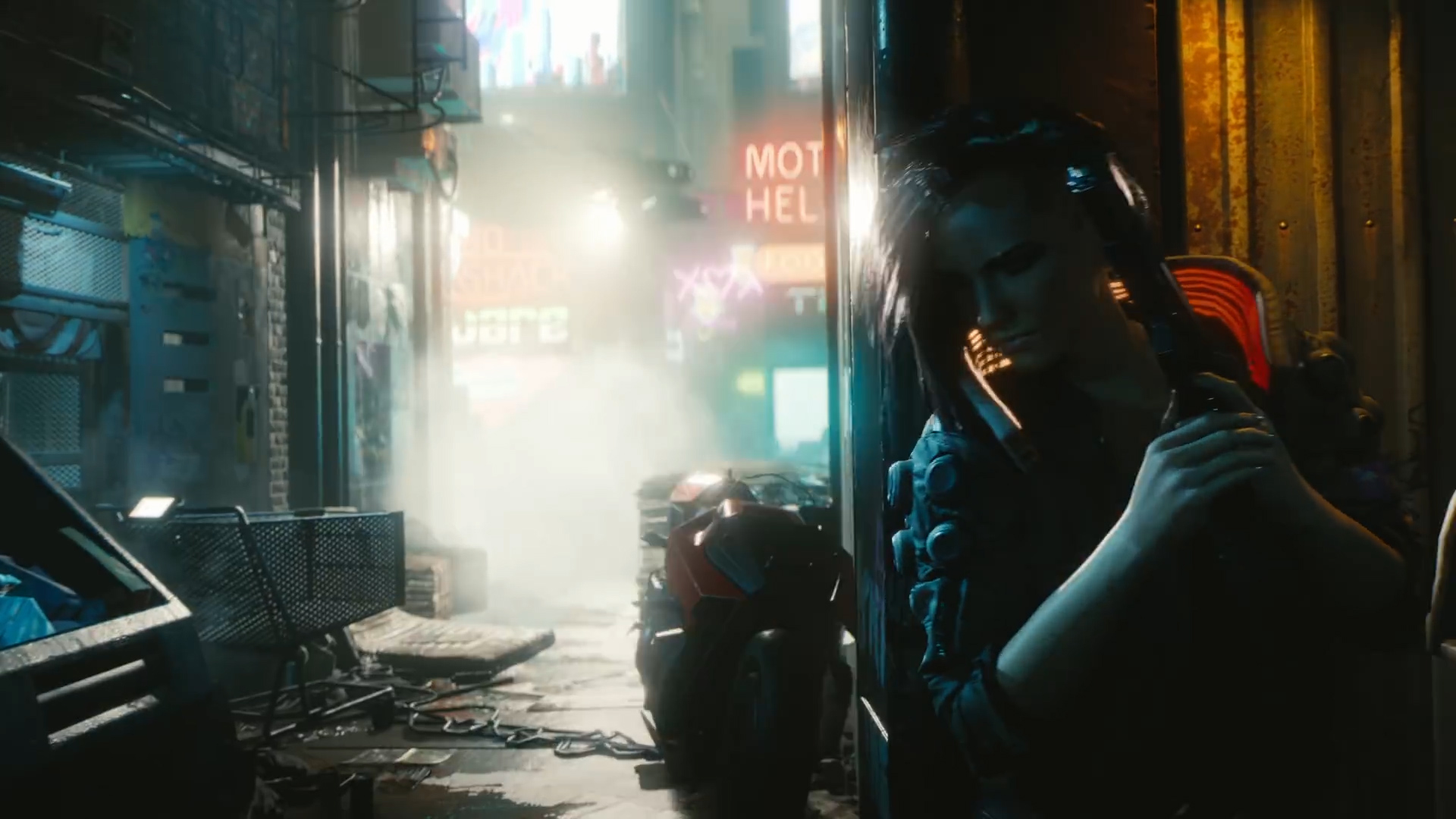 Cyberpunk creator welcomes CD Projekt's use of first person, exploration of political themes