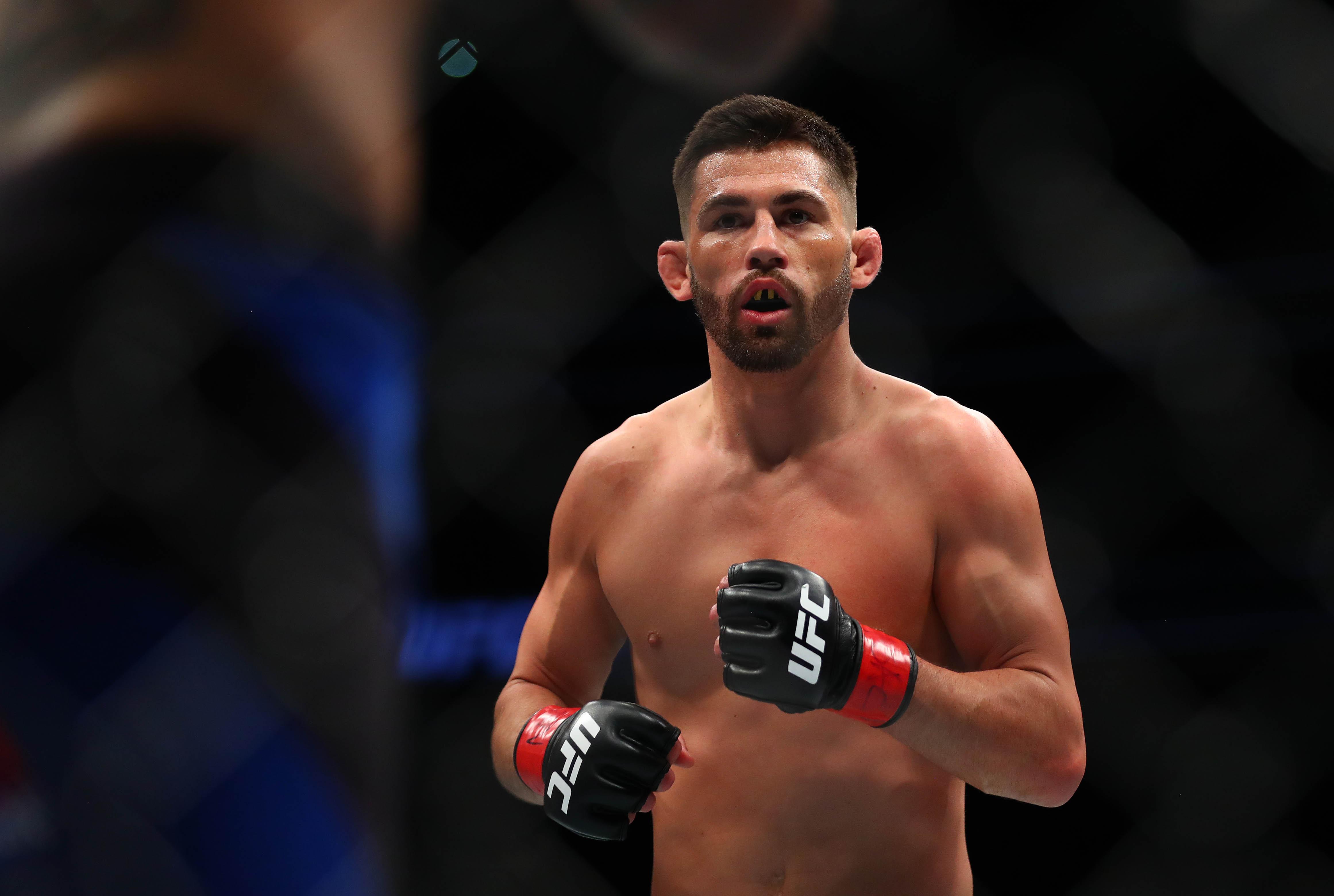 MMA: UFC 207-Garbrandt vs Cruz