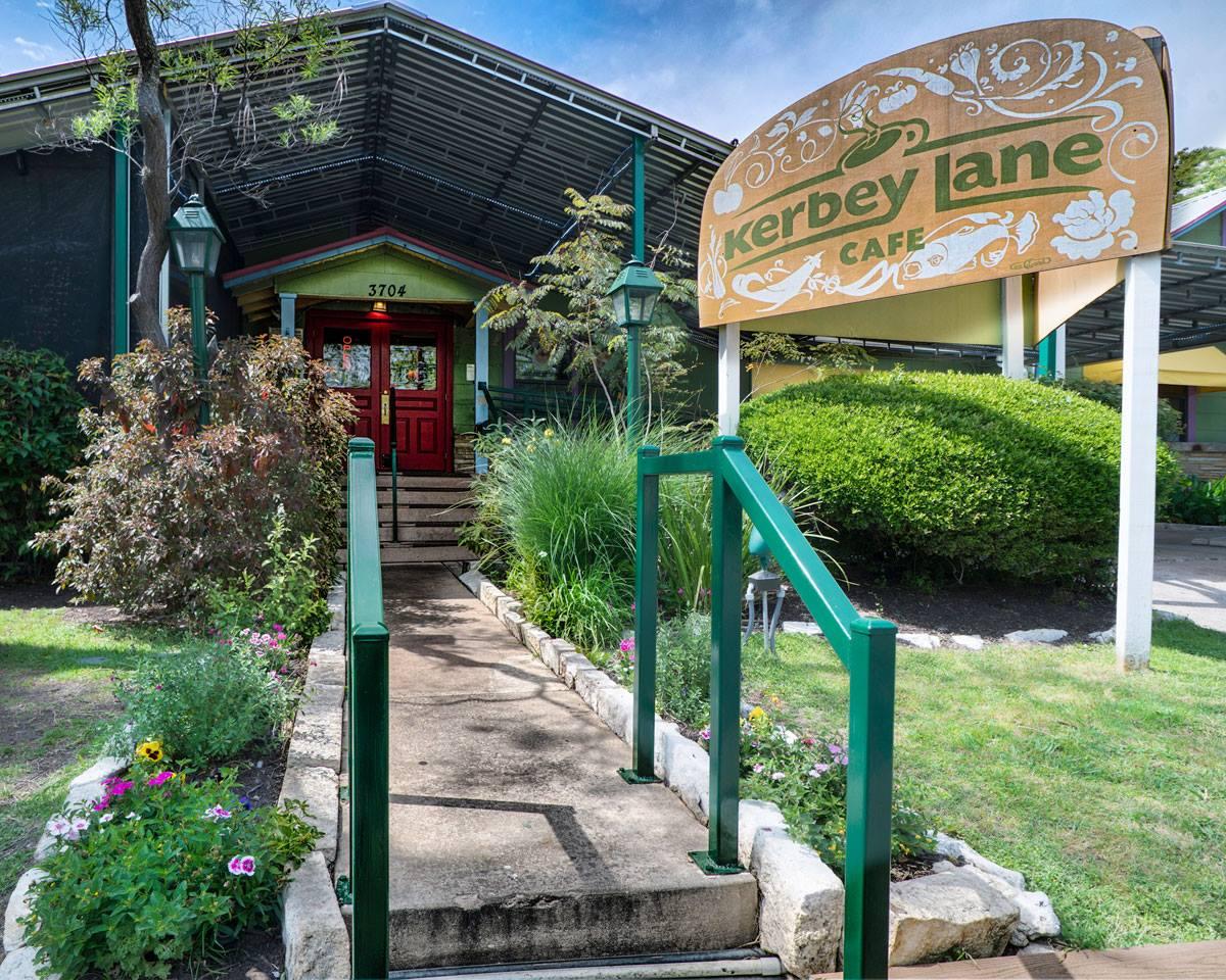 Kerbey Lane Cafe on Kerbey Lane