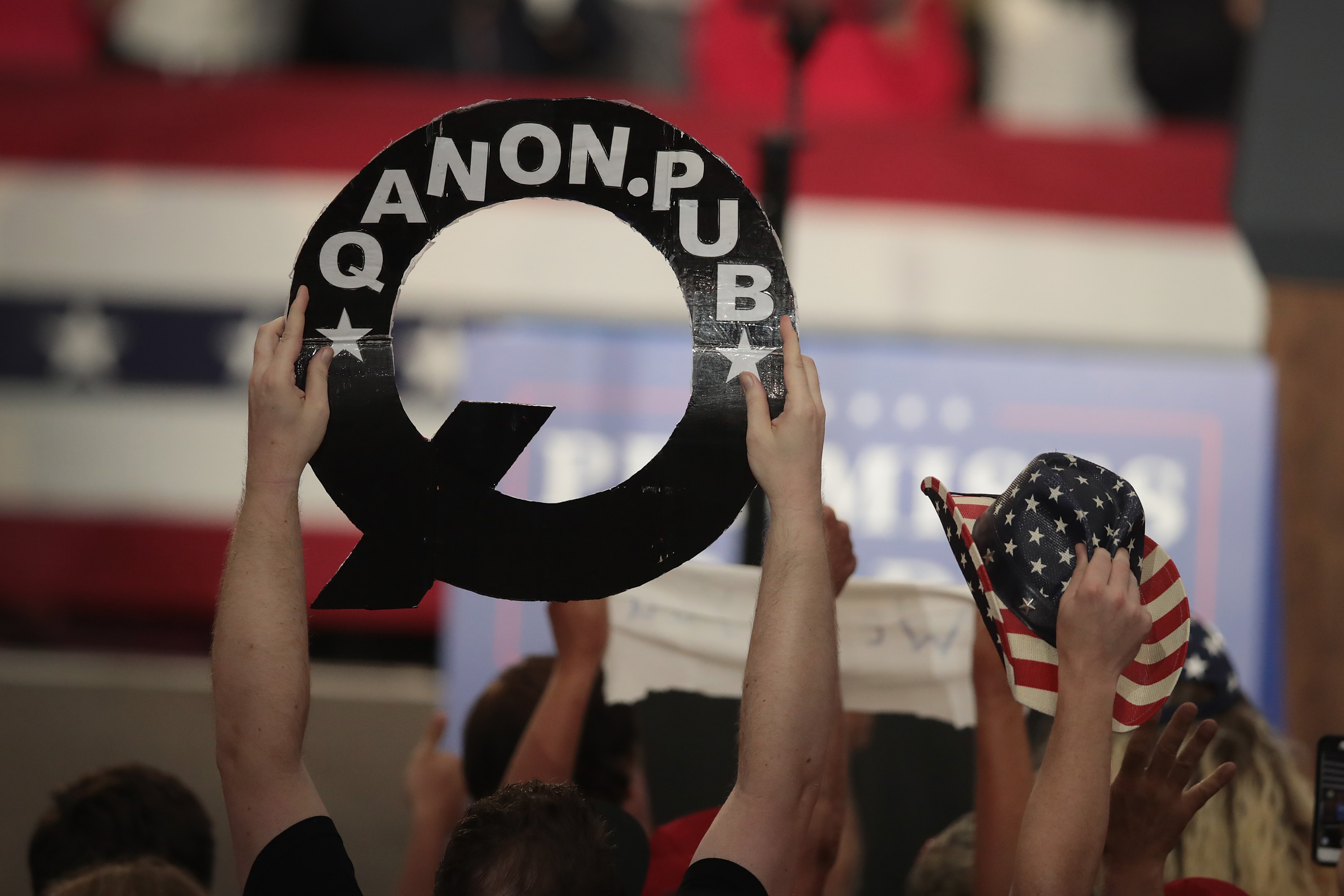 Who are QAnon supporters? The QAnon subreddit, analyzed with data  - Vox