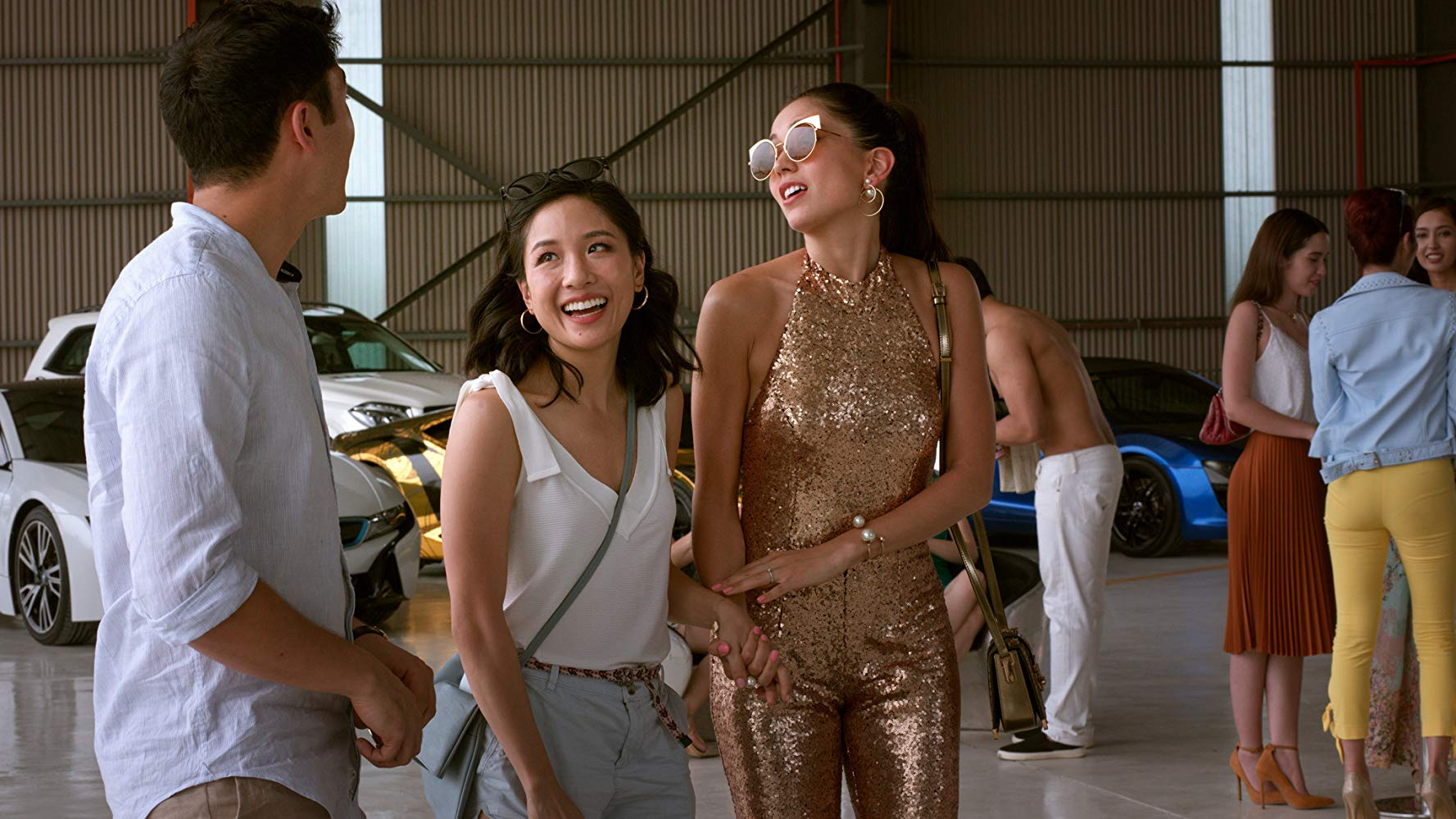 Crazy Rich Asians isn't about money, it's about entitlement—and that's a good thing
