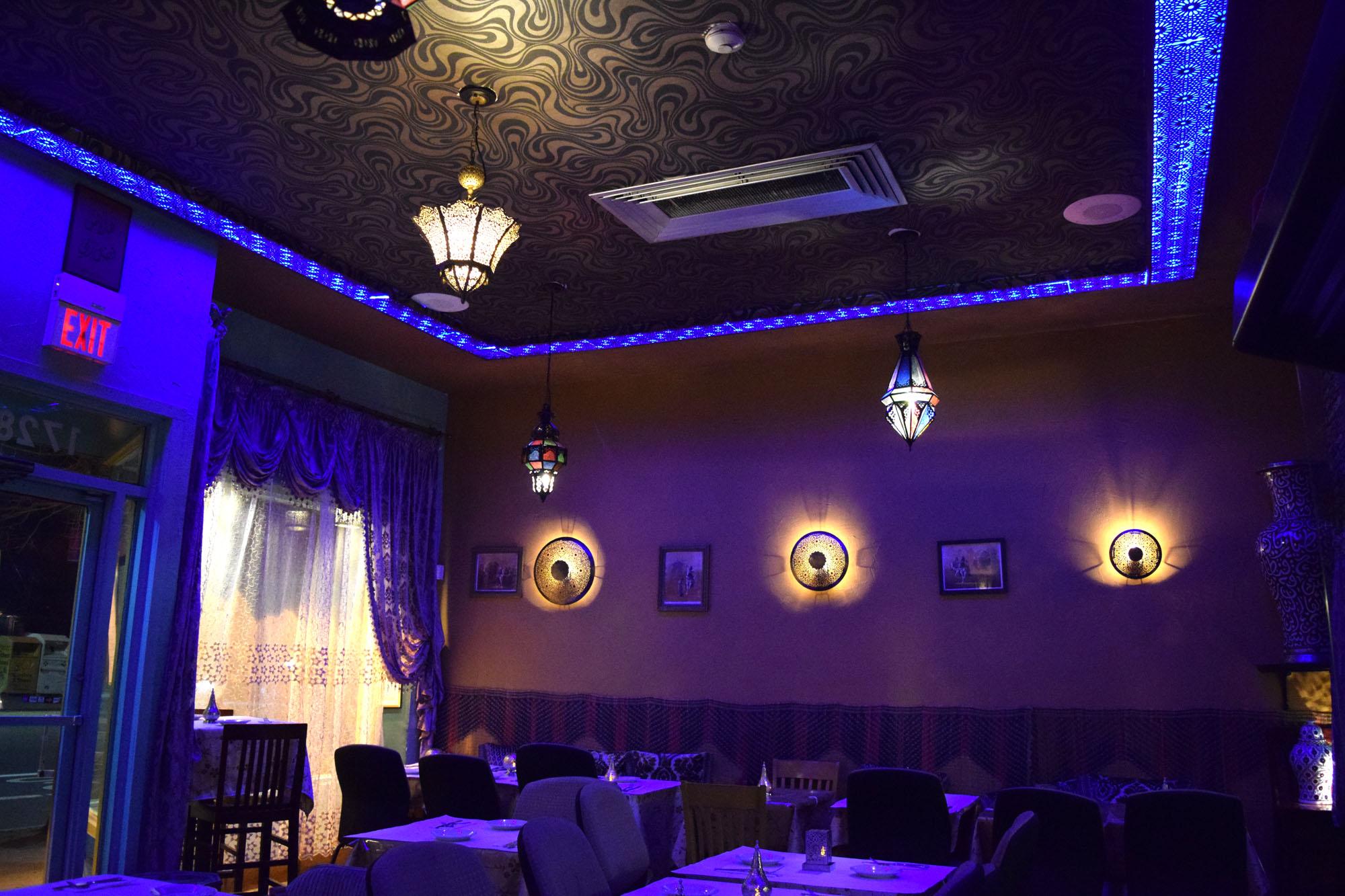 Baraka Cafe in Porter Square