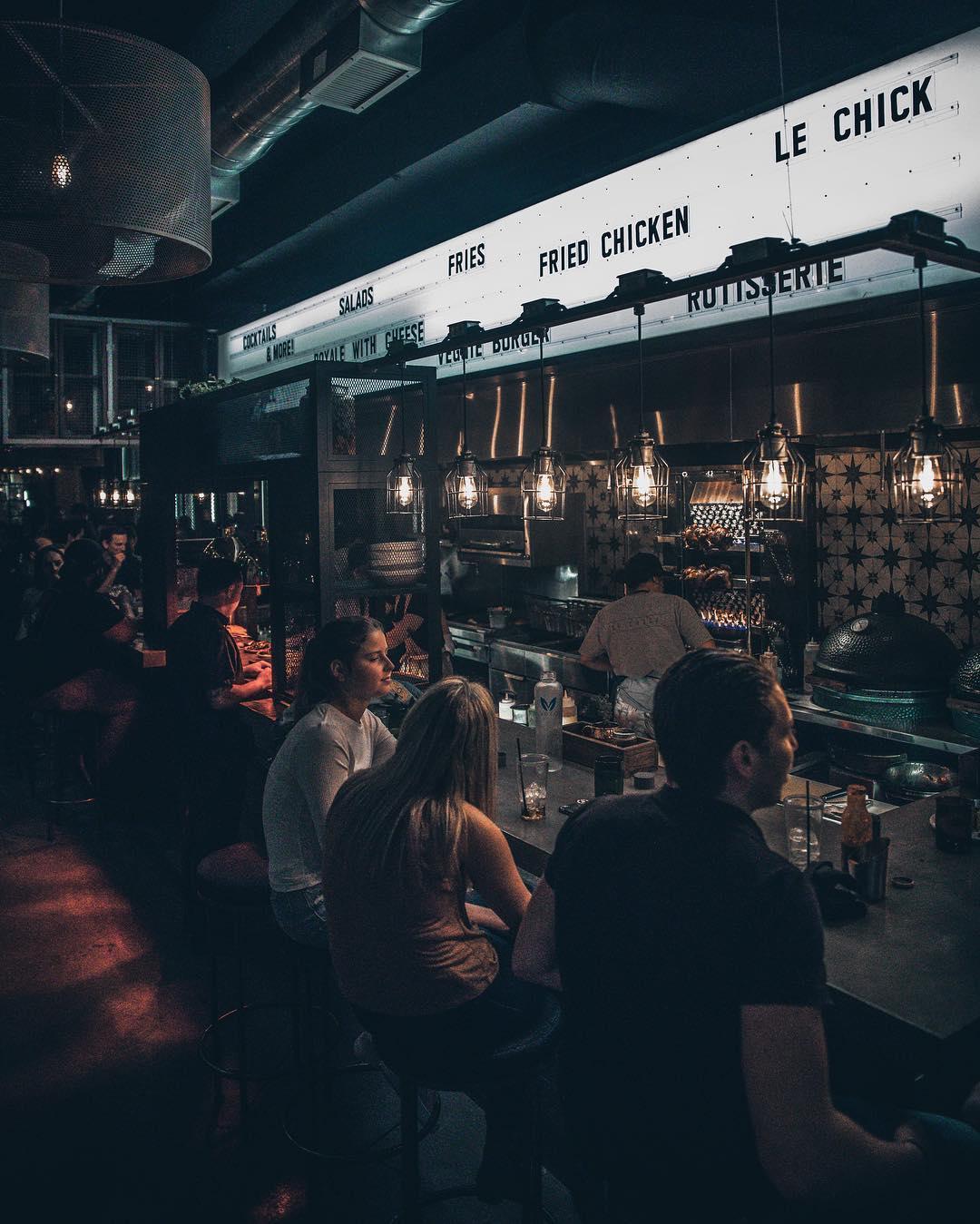 Take a Restaurant and Bar Crawl of Wynwood This Weekend
