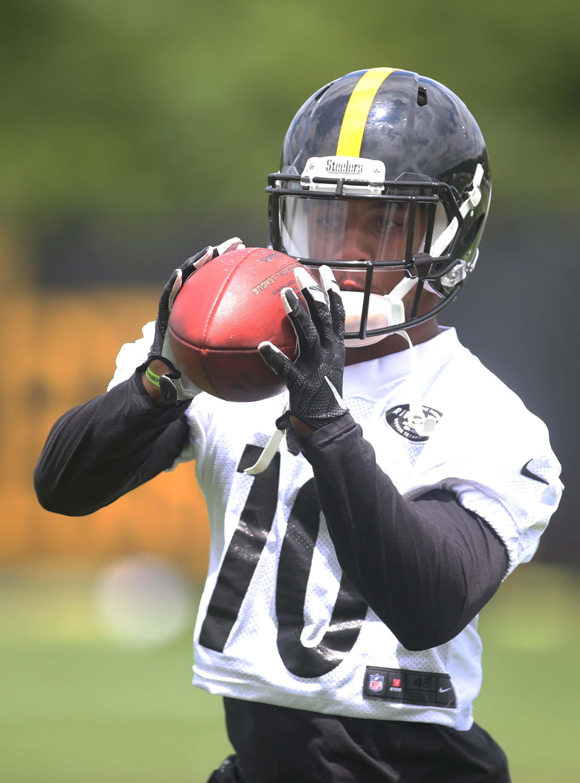 NFL: Pittsburgh Steelers-Minicamp
