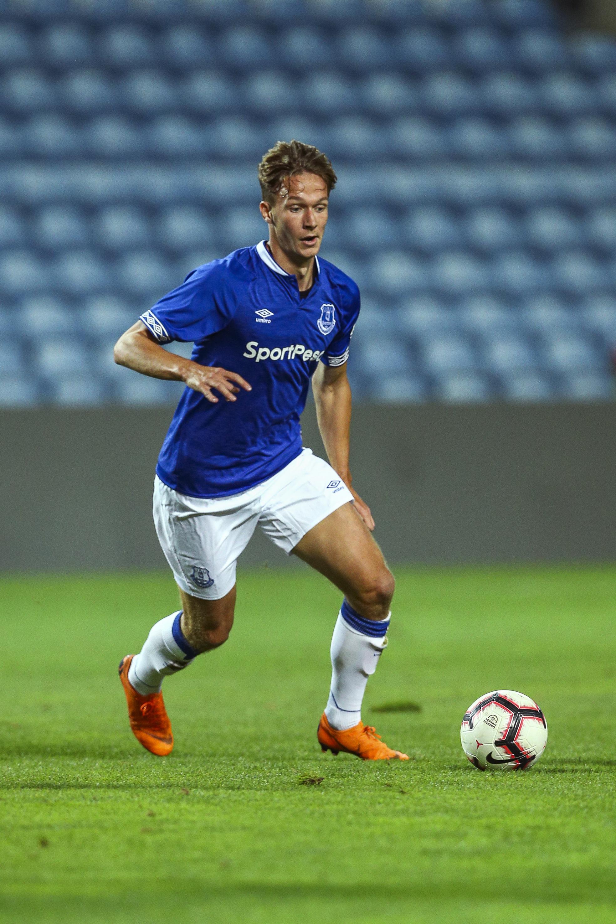 Everton v Lille - Algarve Cup