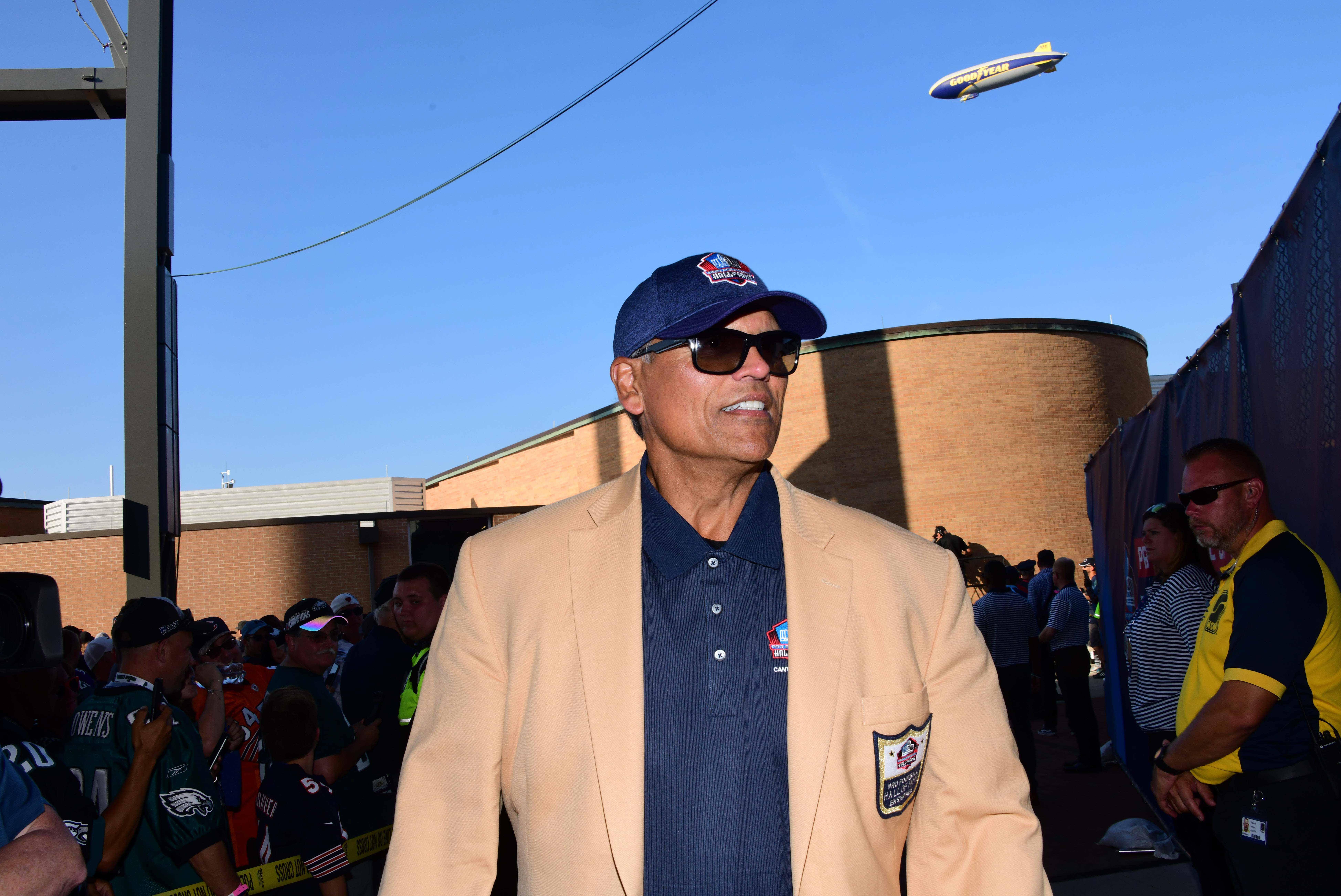 NFL: Pro Football Hall of Fame-Enshrinement Ceremony