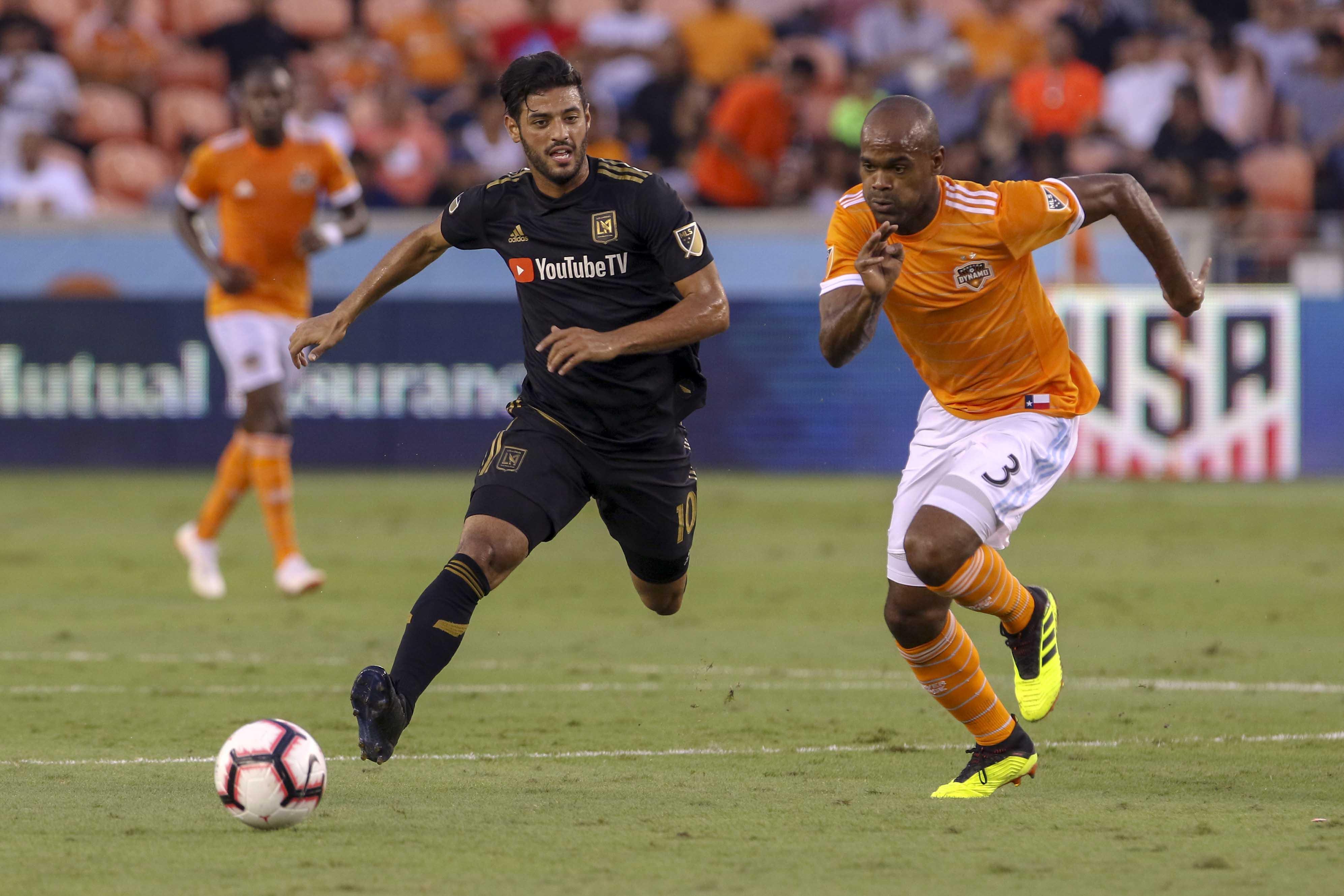 MLS: U.S. Open Cup-Houston Dynamo vs Los Angeles FC