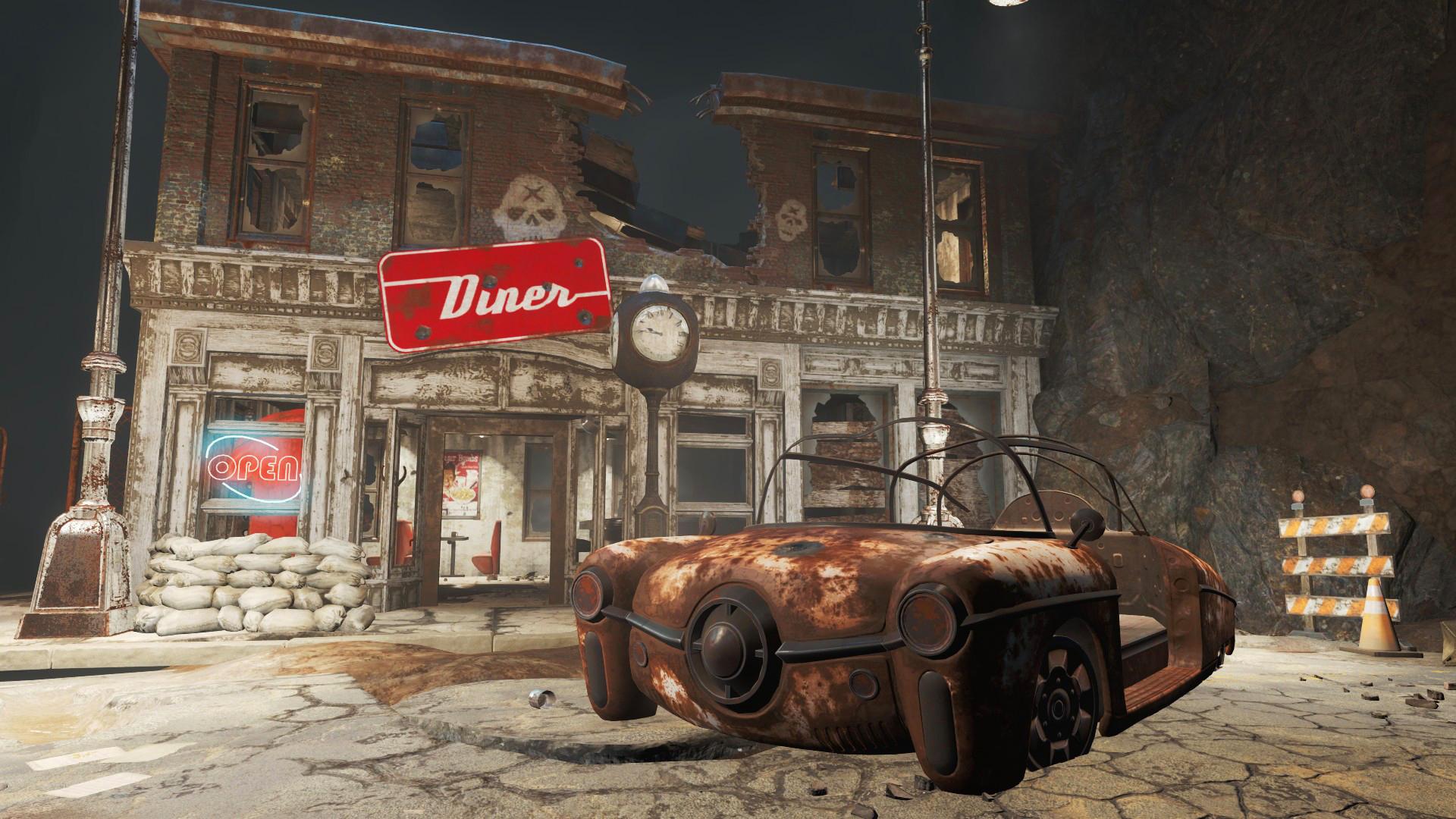 Fallout 4 - Vault Training Center