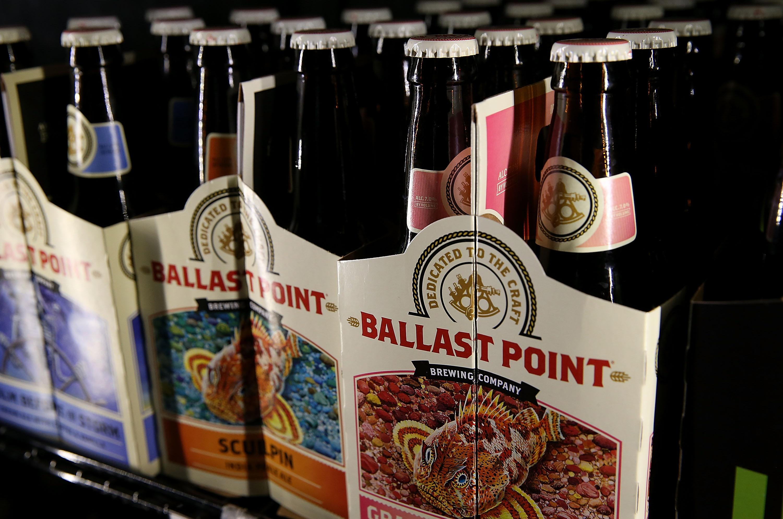 Corona Owner Constellation Brands Buys San Diego's Craft Brewer Ballast Point For 1 Billion