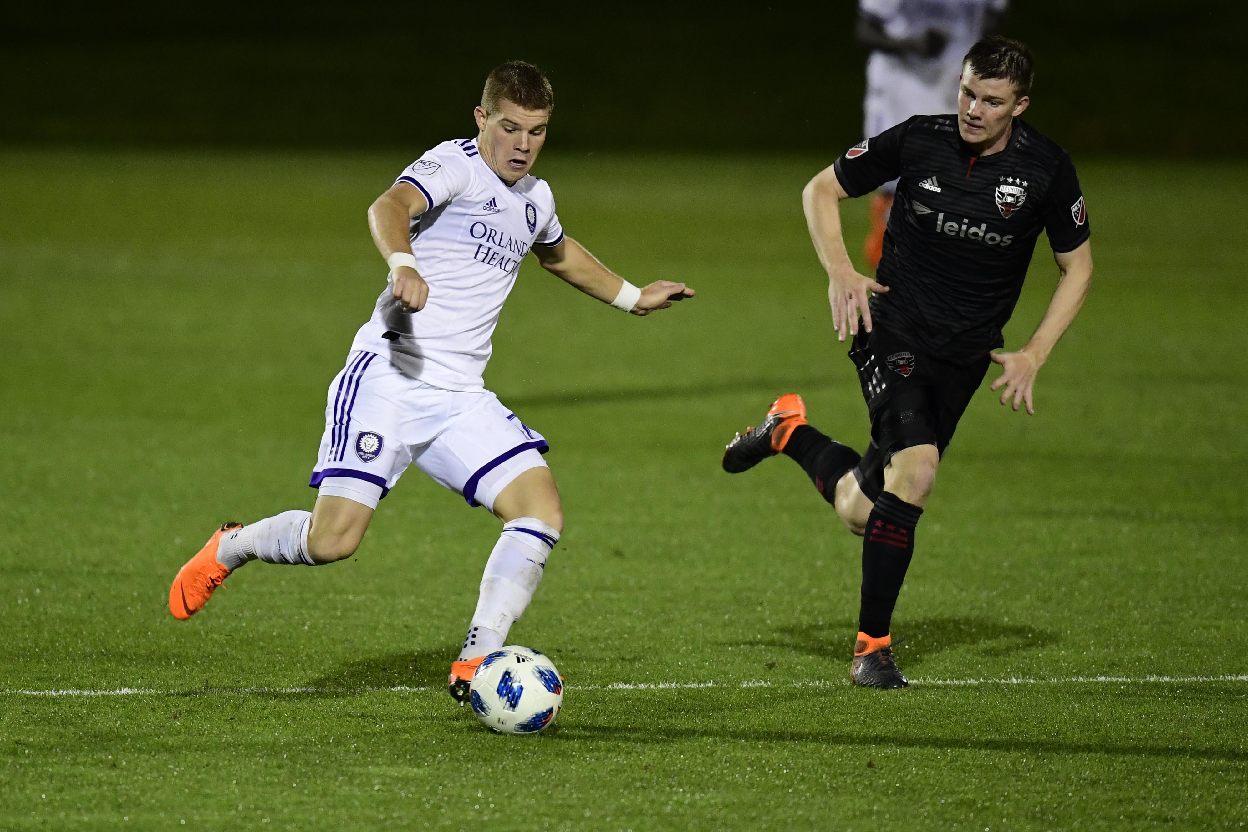 MLS: U.S. Open Cup-D.C. United vs Orlando City SC