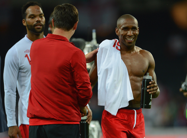 Jermain Defoe - England - International Friendly