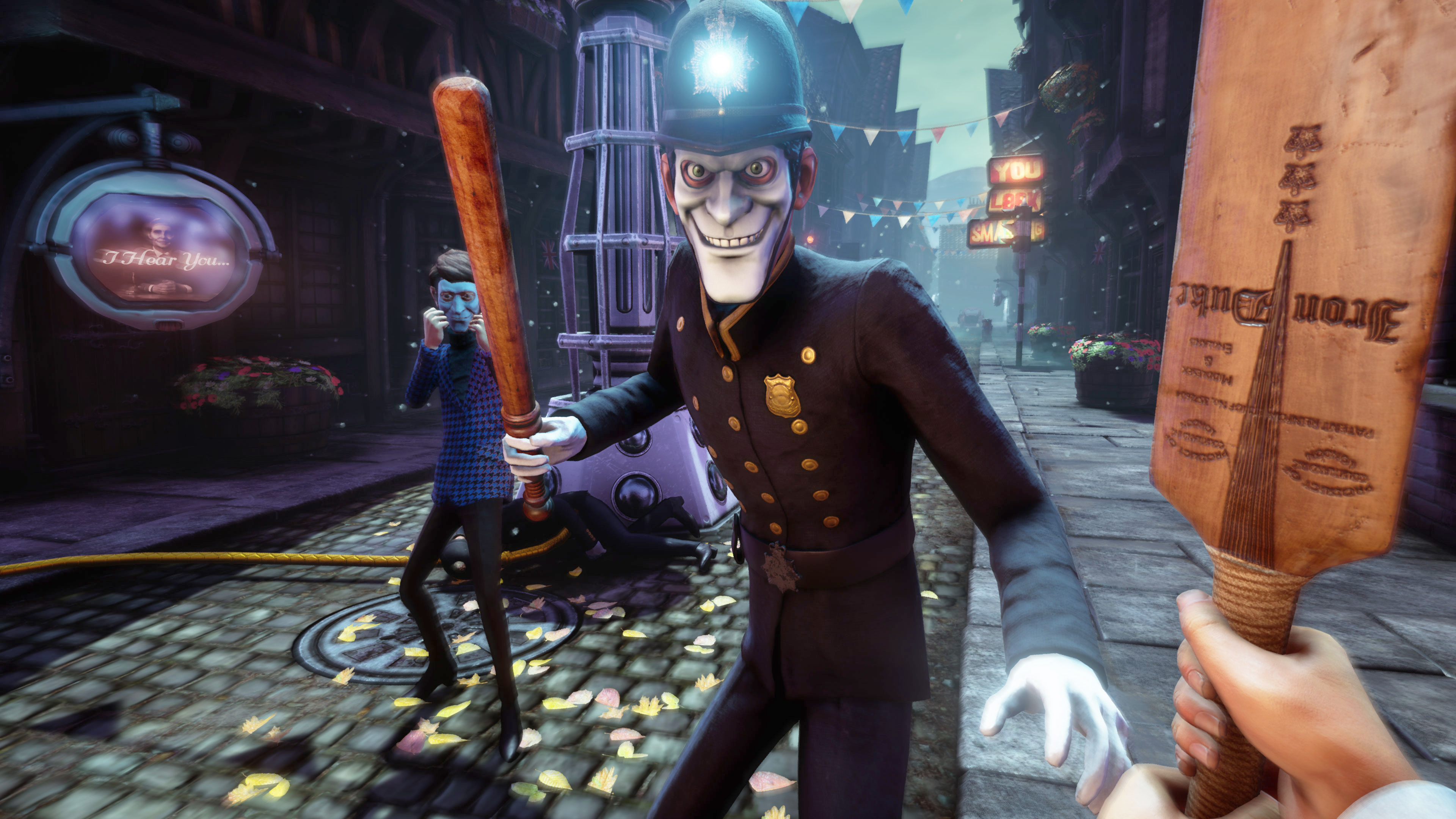 We Happy Few review a creepy dystopia stuck to a bad game The Verge