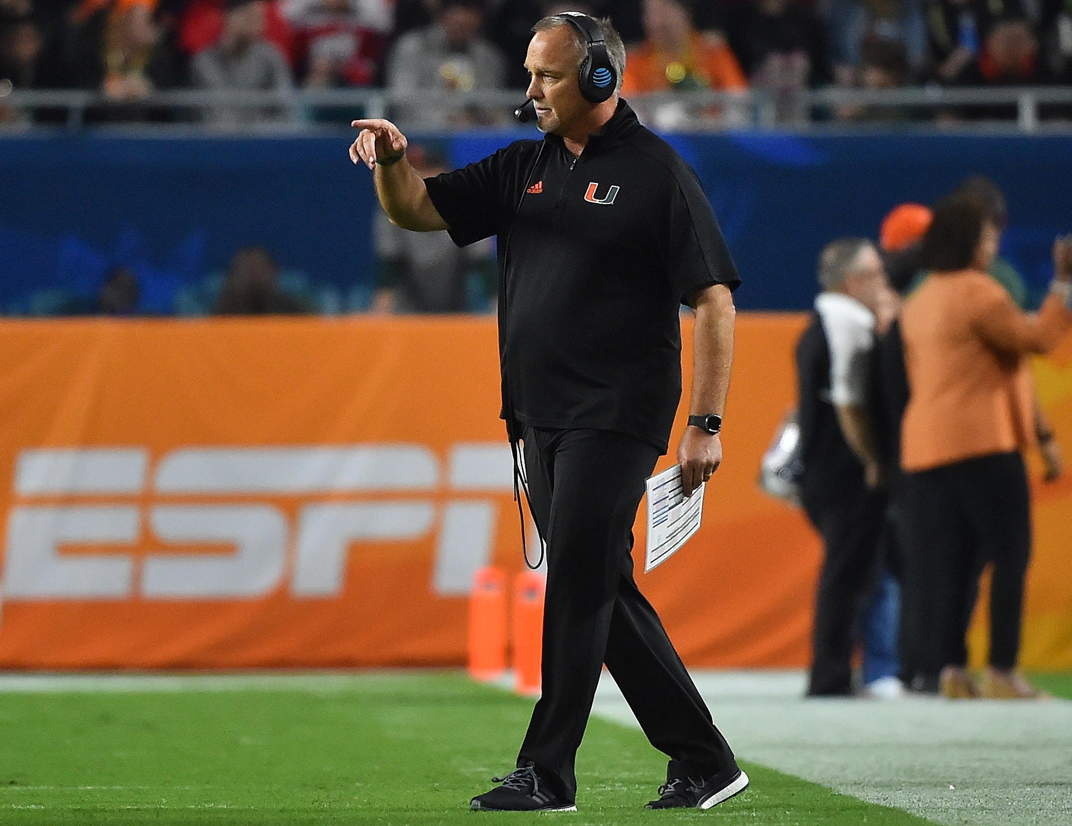 NCAA Football: Orange Bowl-Wisconsin vs Miami
