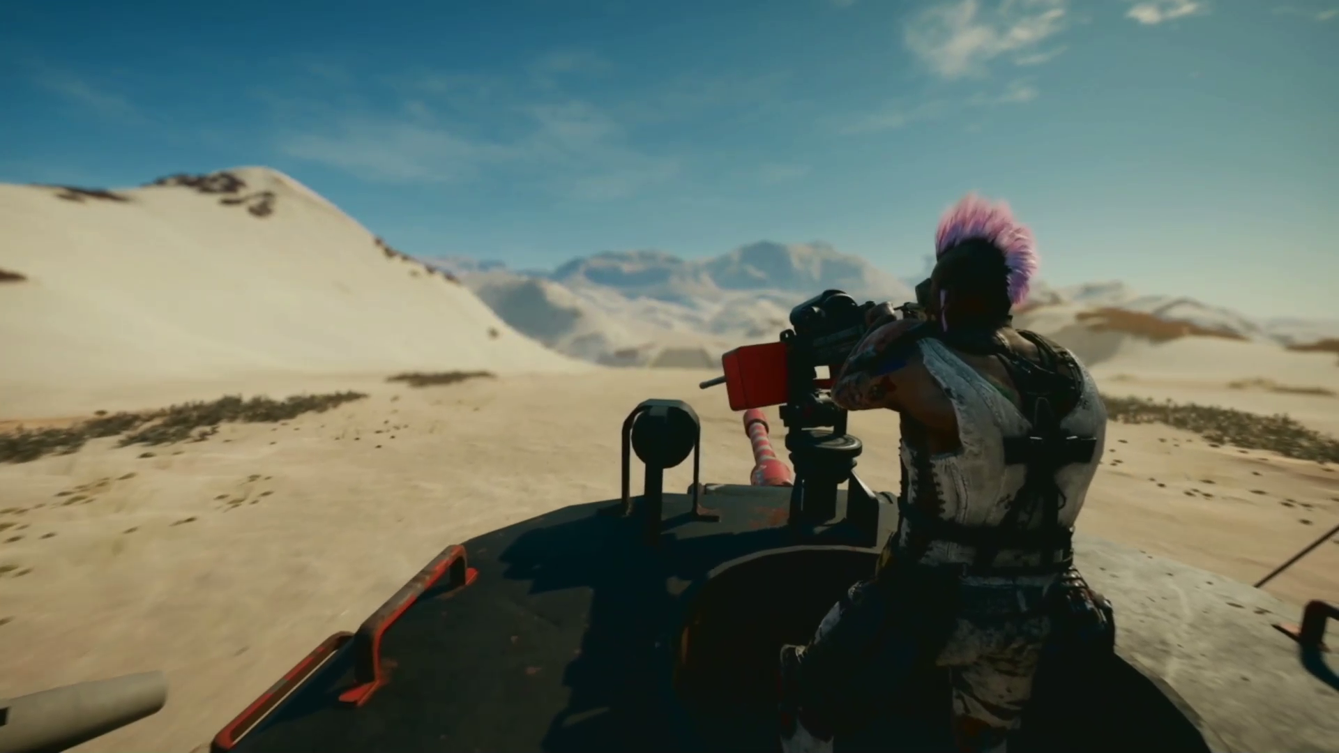 Rage 2 gameplay showed off in extensive QuakeCon trailer - Polygon