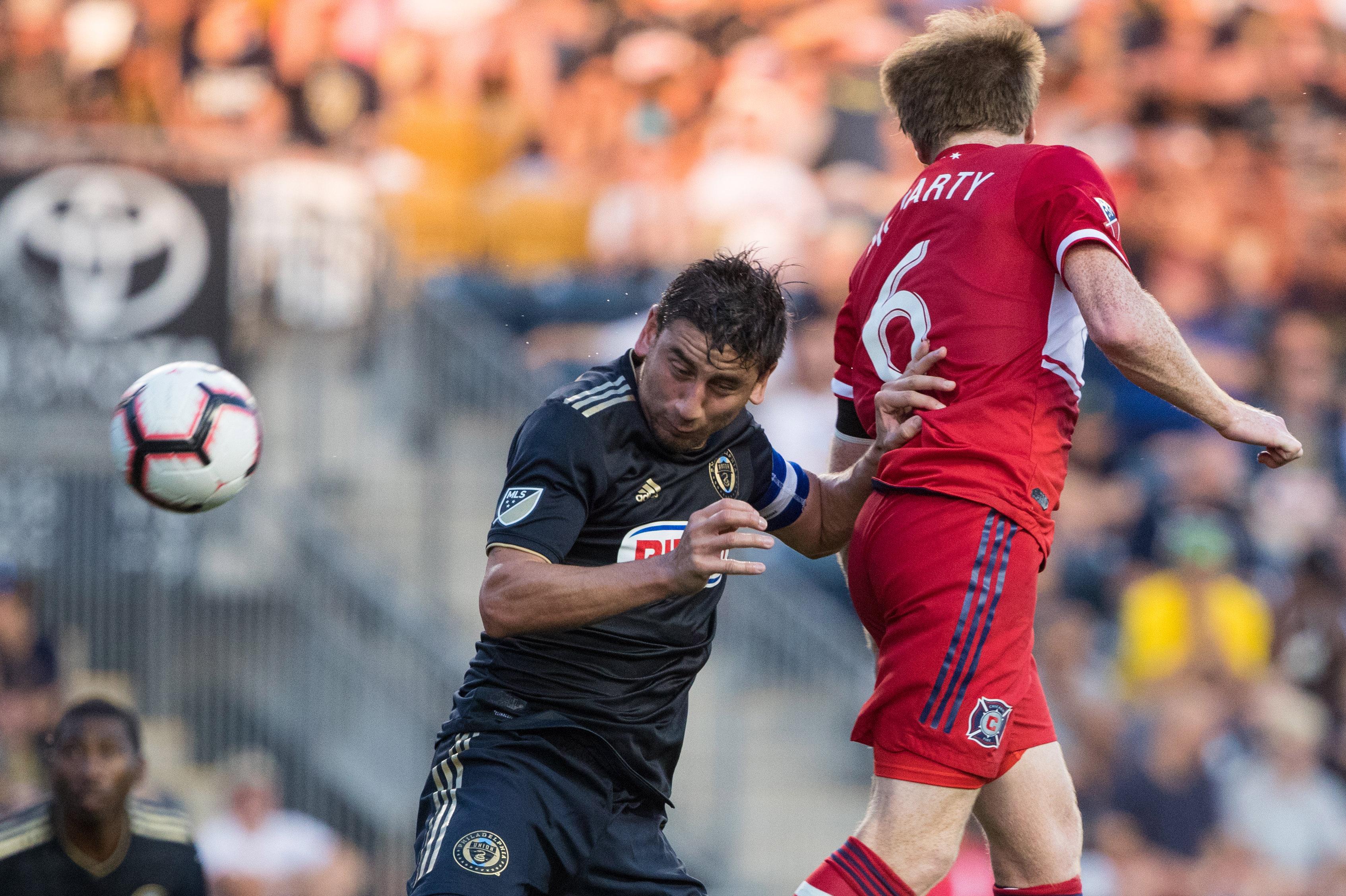 MLS: U.S. Open Cup-Chicago Fire vs Philadelphia Union