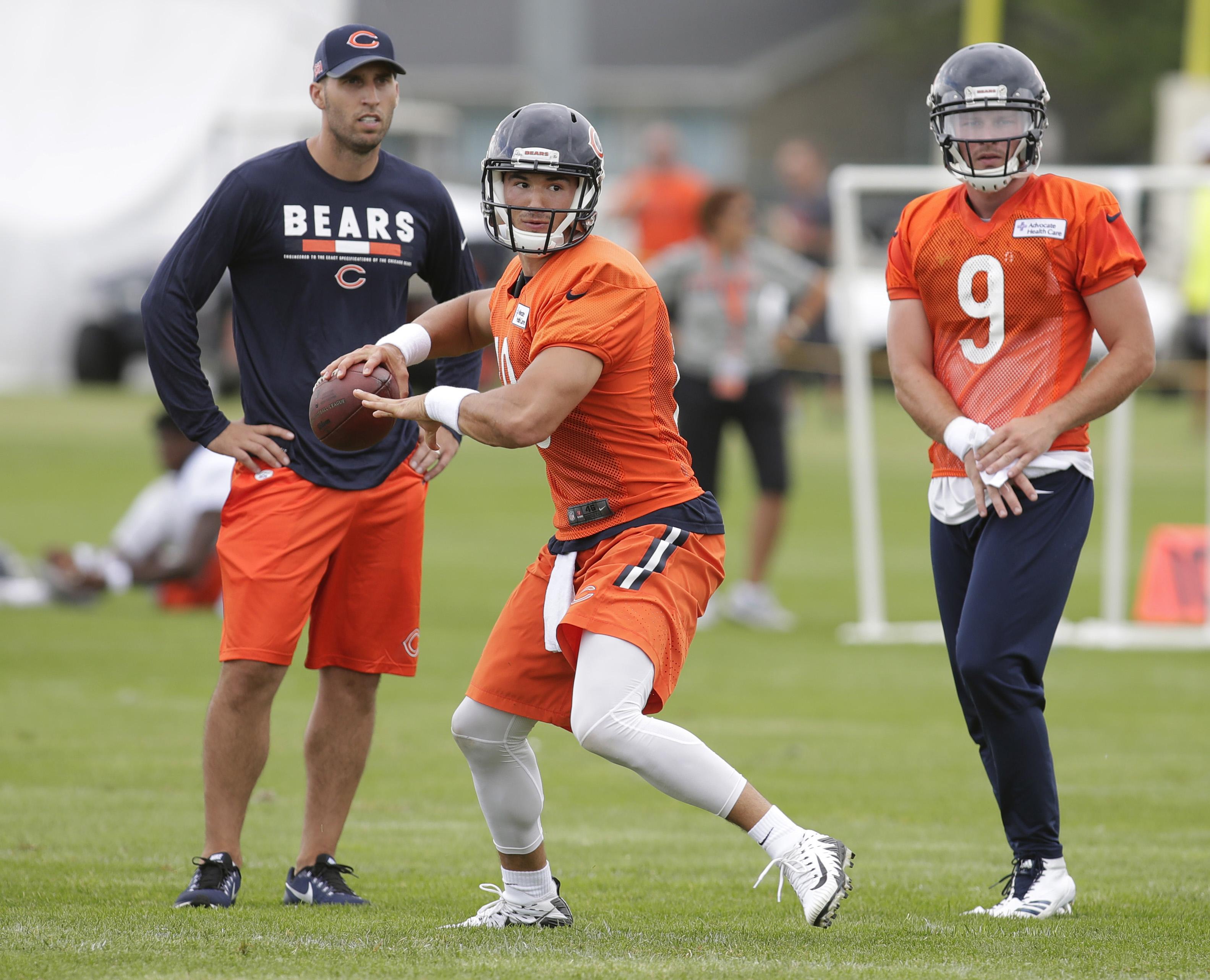 NFL: Chicago Bears-Training Camp