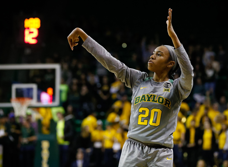 NCAA Womens Basketball: Texas Christian at Baylor