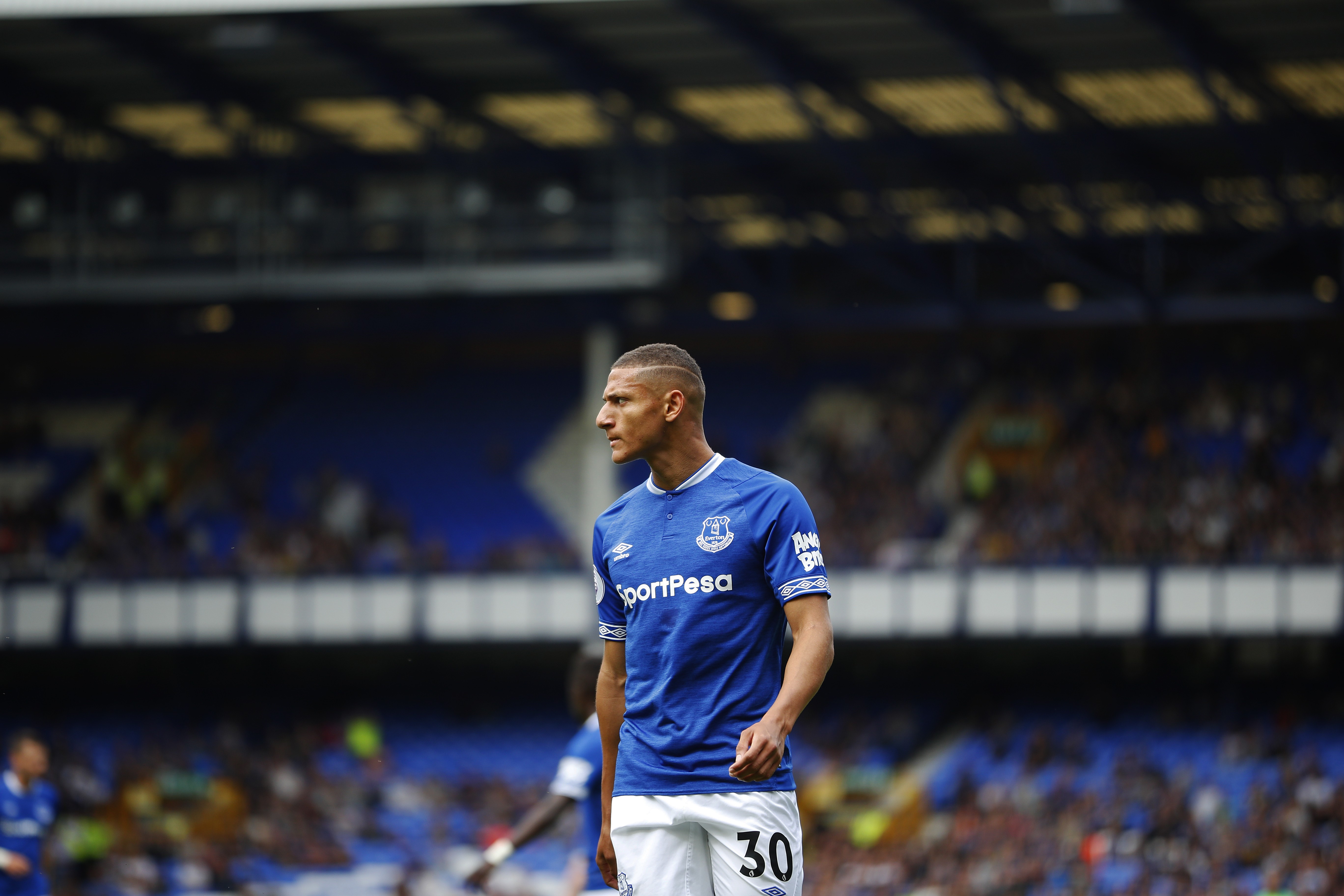 Everton v Valencia - Pre-Season Friendly
