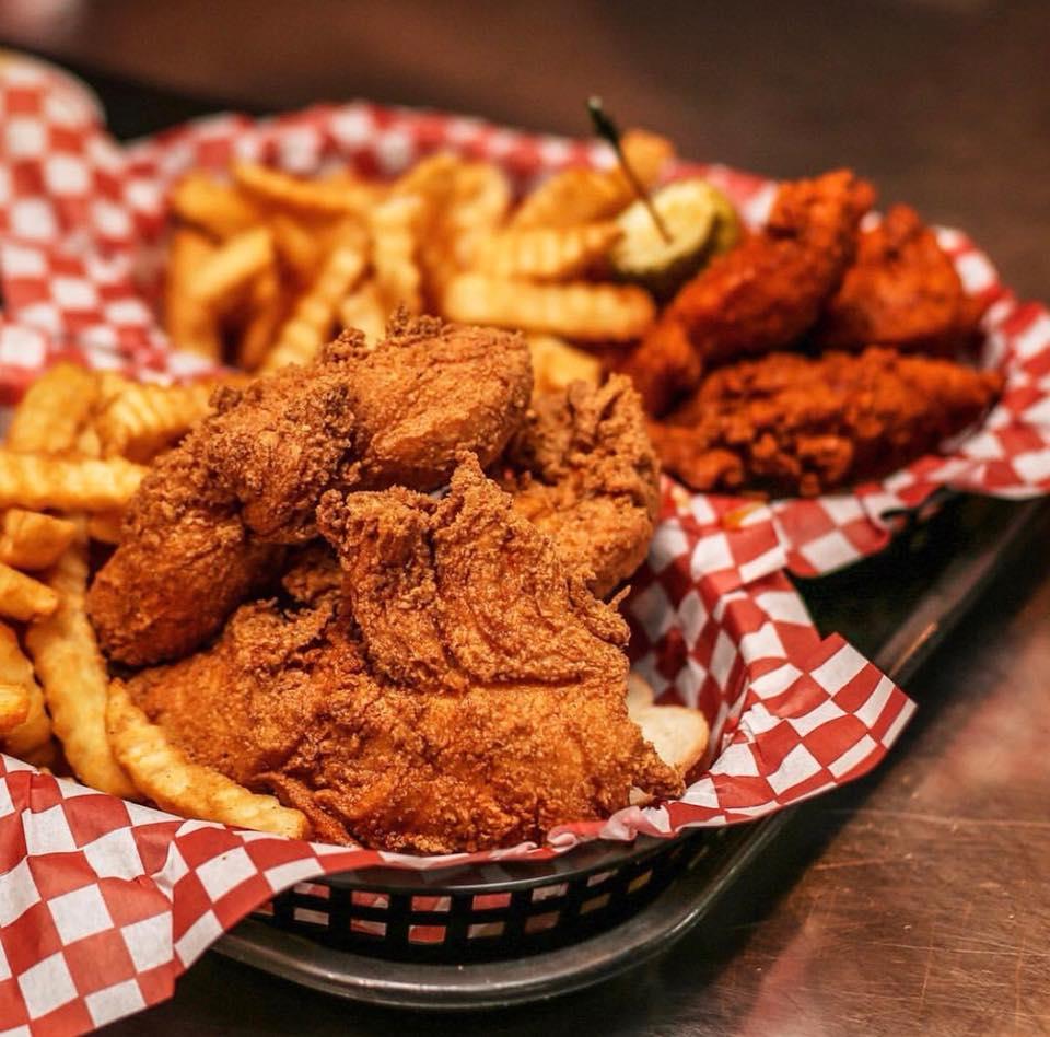 Hattie B's Hot Chicken