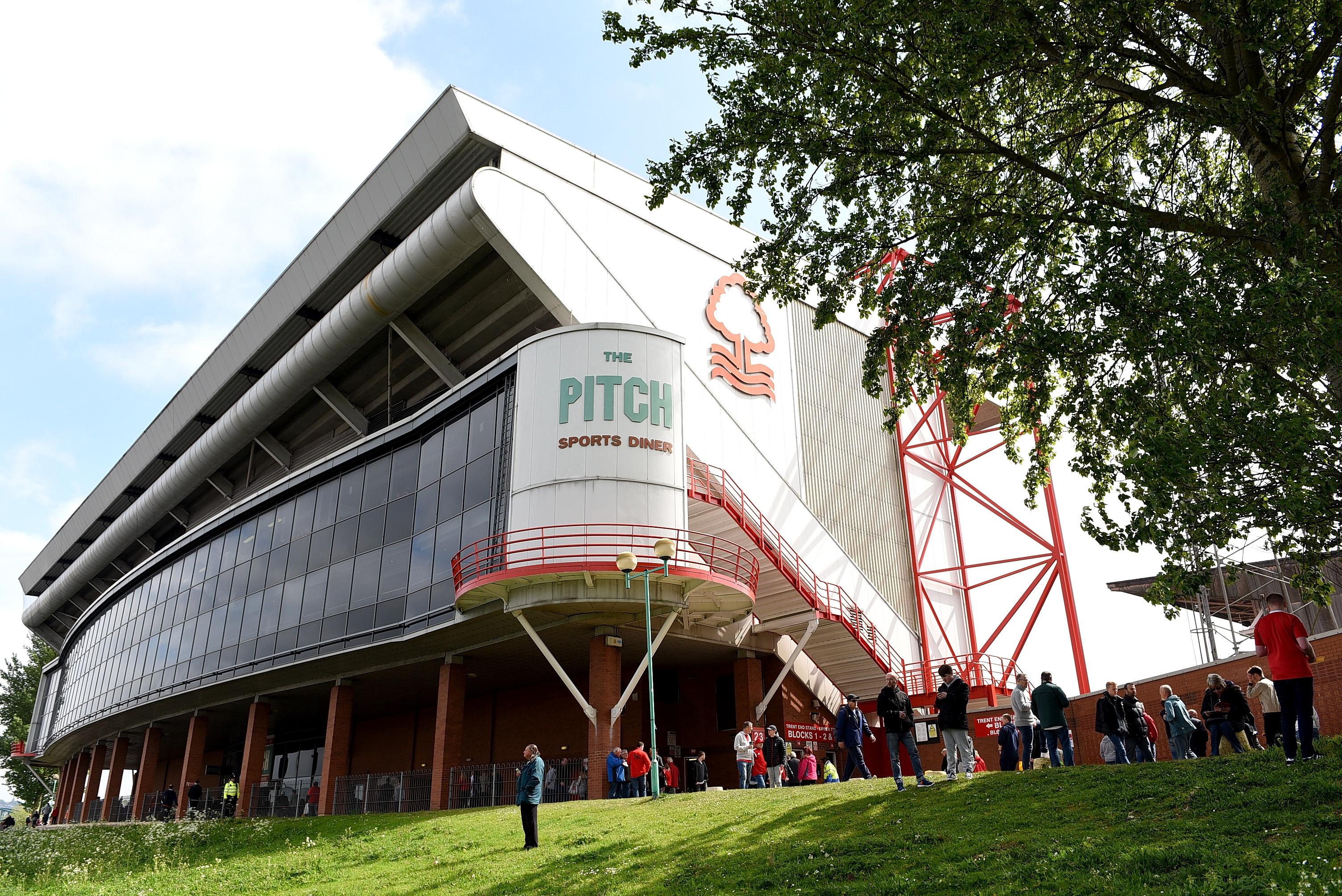 Nottingham Forest v Ipswich Town - Sky Bet Championship