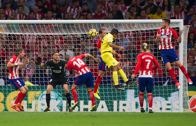 Atletico Madrid v Villarreal - La Liga