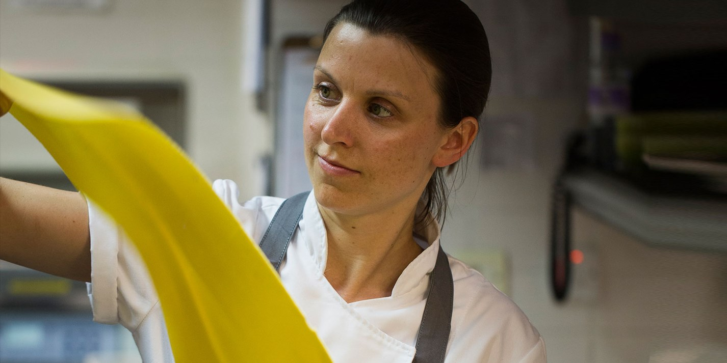 Chef Pip Lacey, who will open Hicce in Coal Drops Yard after winning Great British Menu 2017