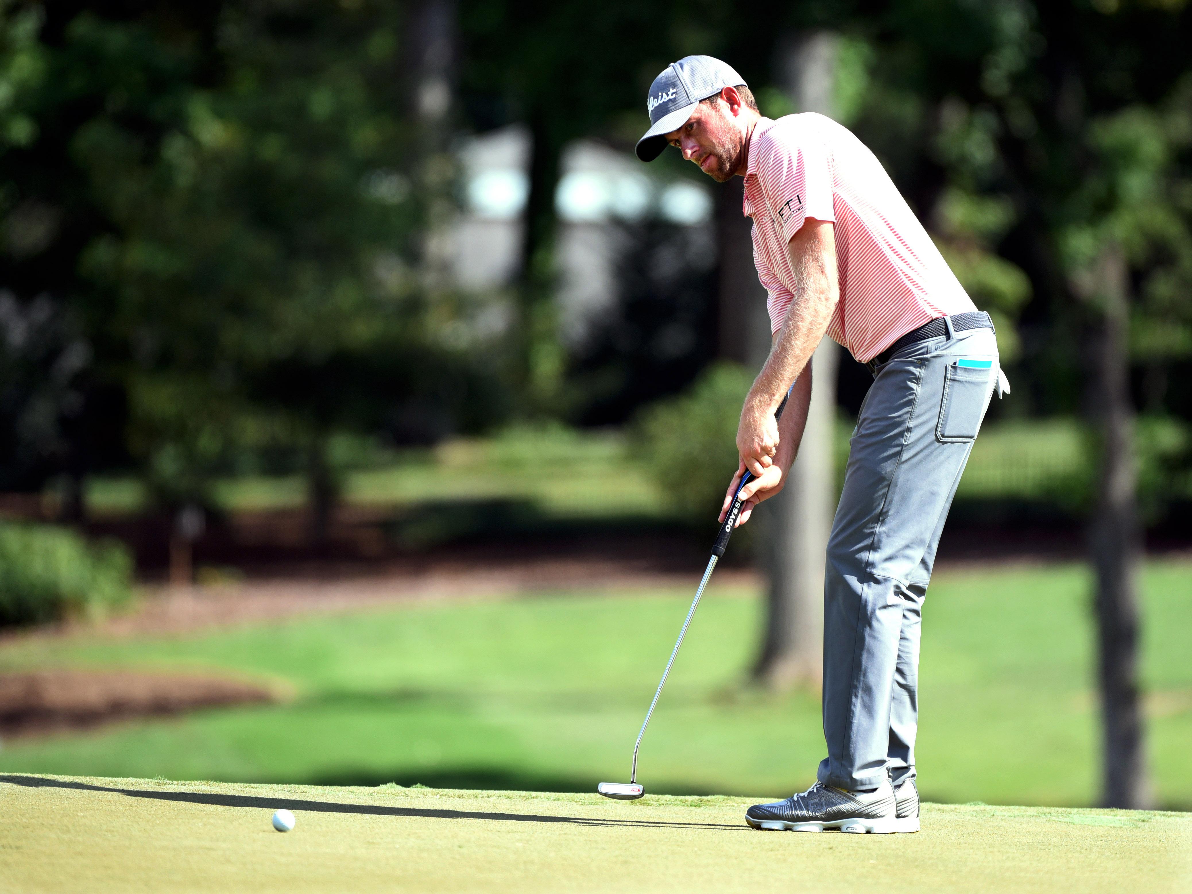 PGA: Wyndham Championship - Third Round