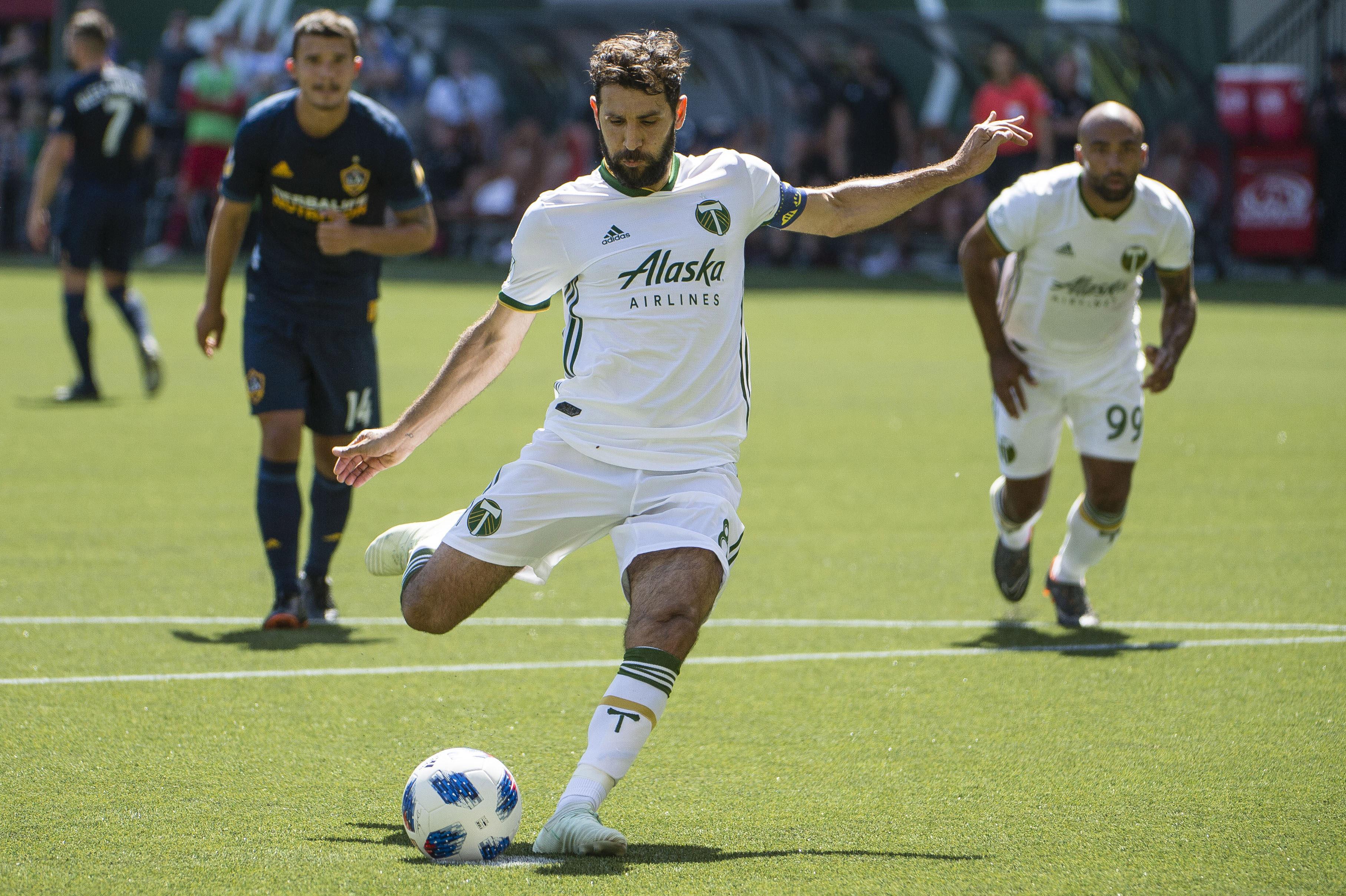 MLS - Portland Timbers - Diego Valeri